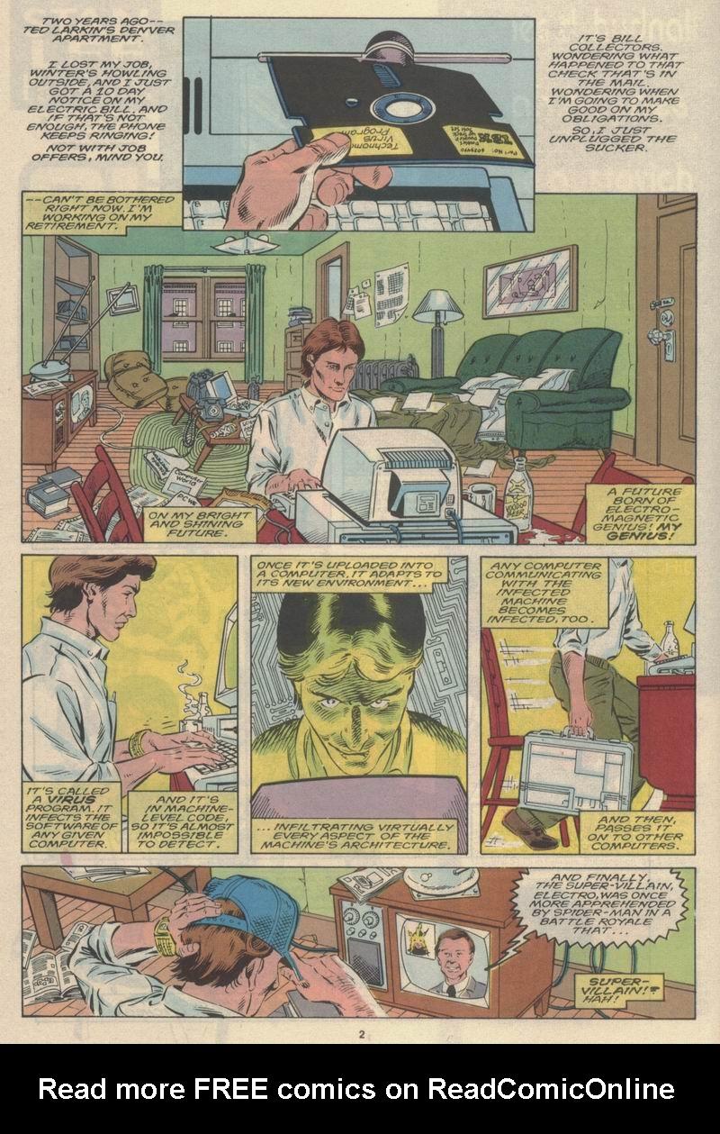 Read online Alpha Flight (1983) comic -  Issue #63 - 4