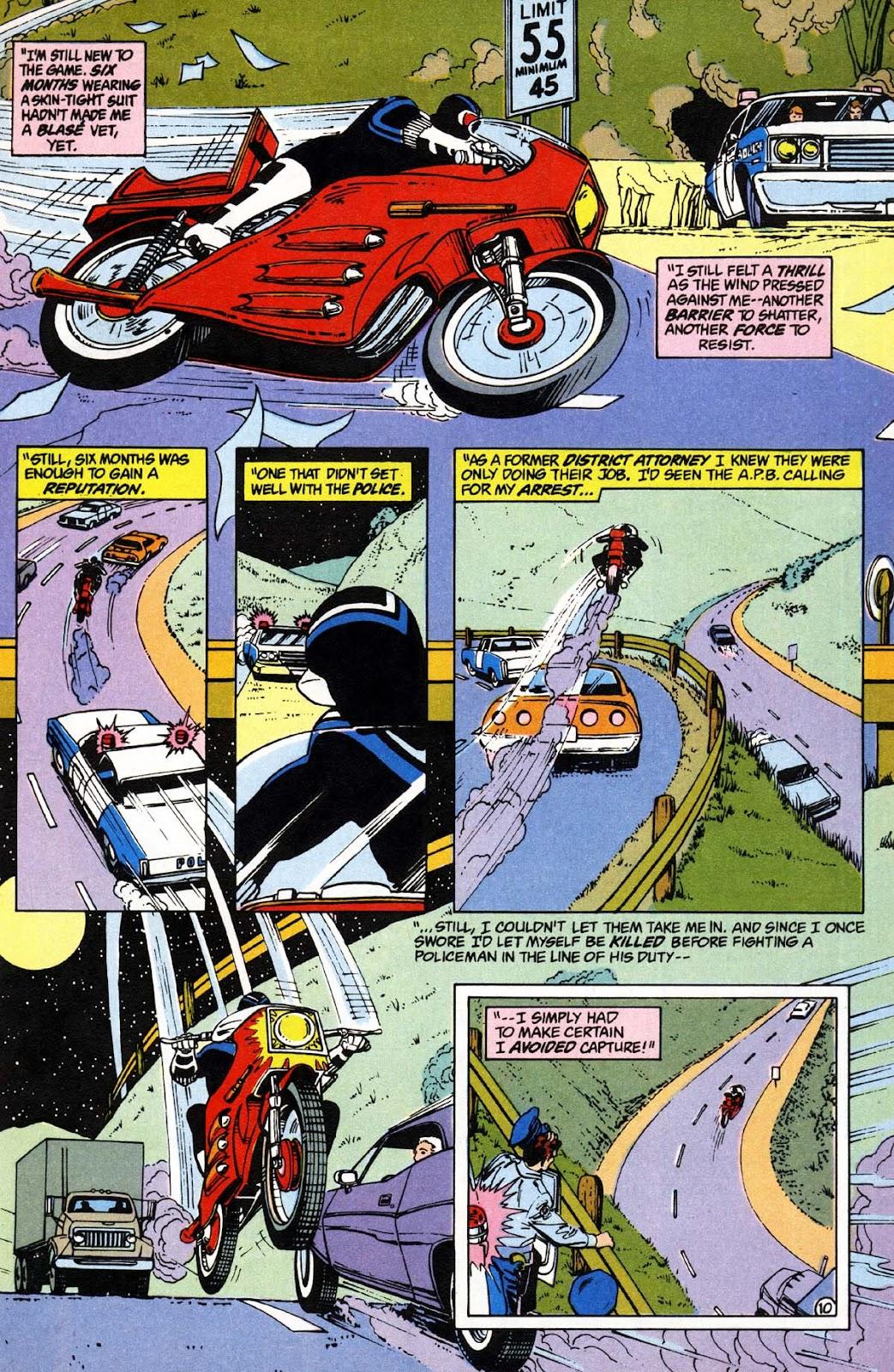 Vigilante (1983) issue 1 - Page 11