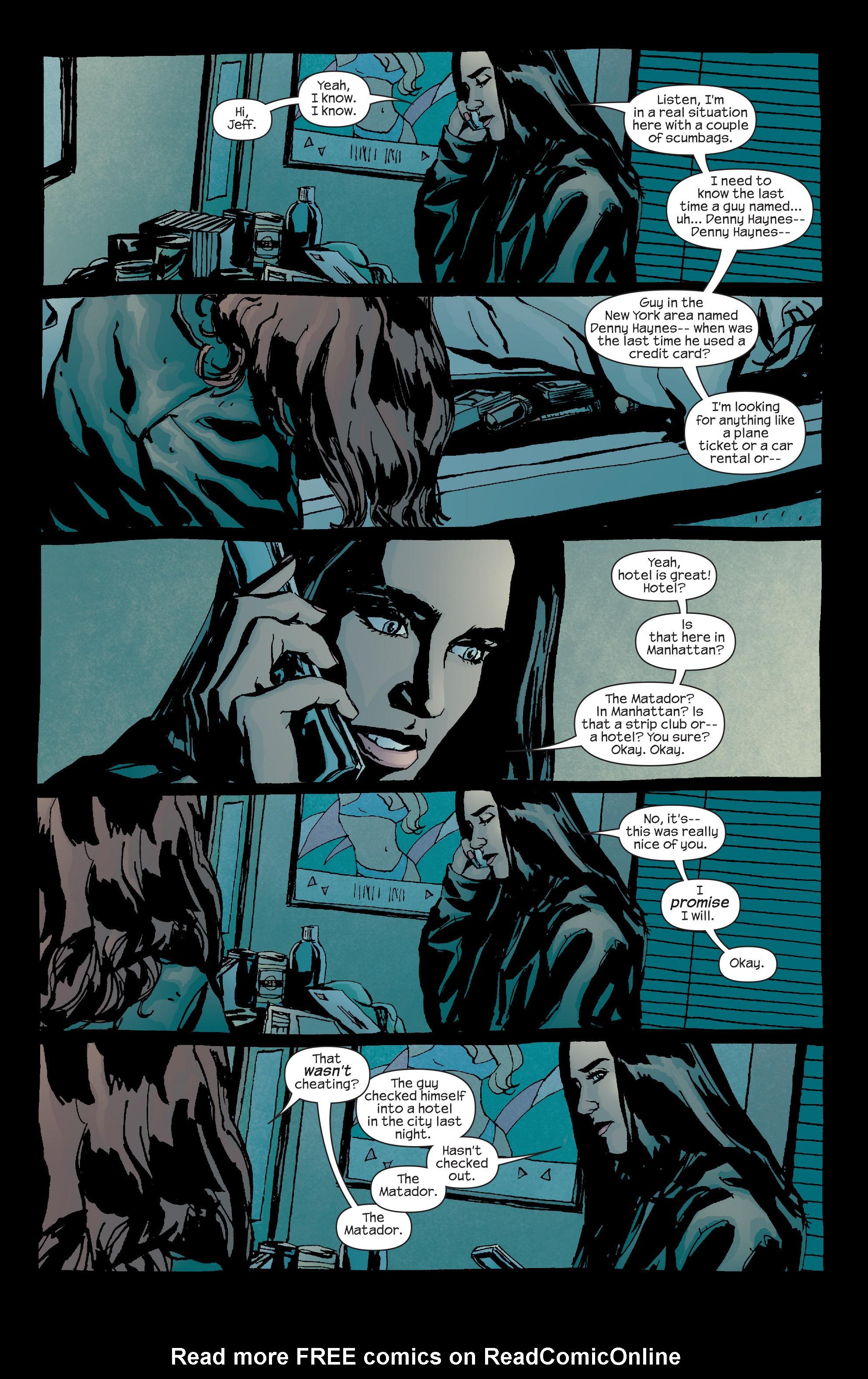 Read online Alias comic -  Issue #20 - 17