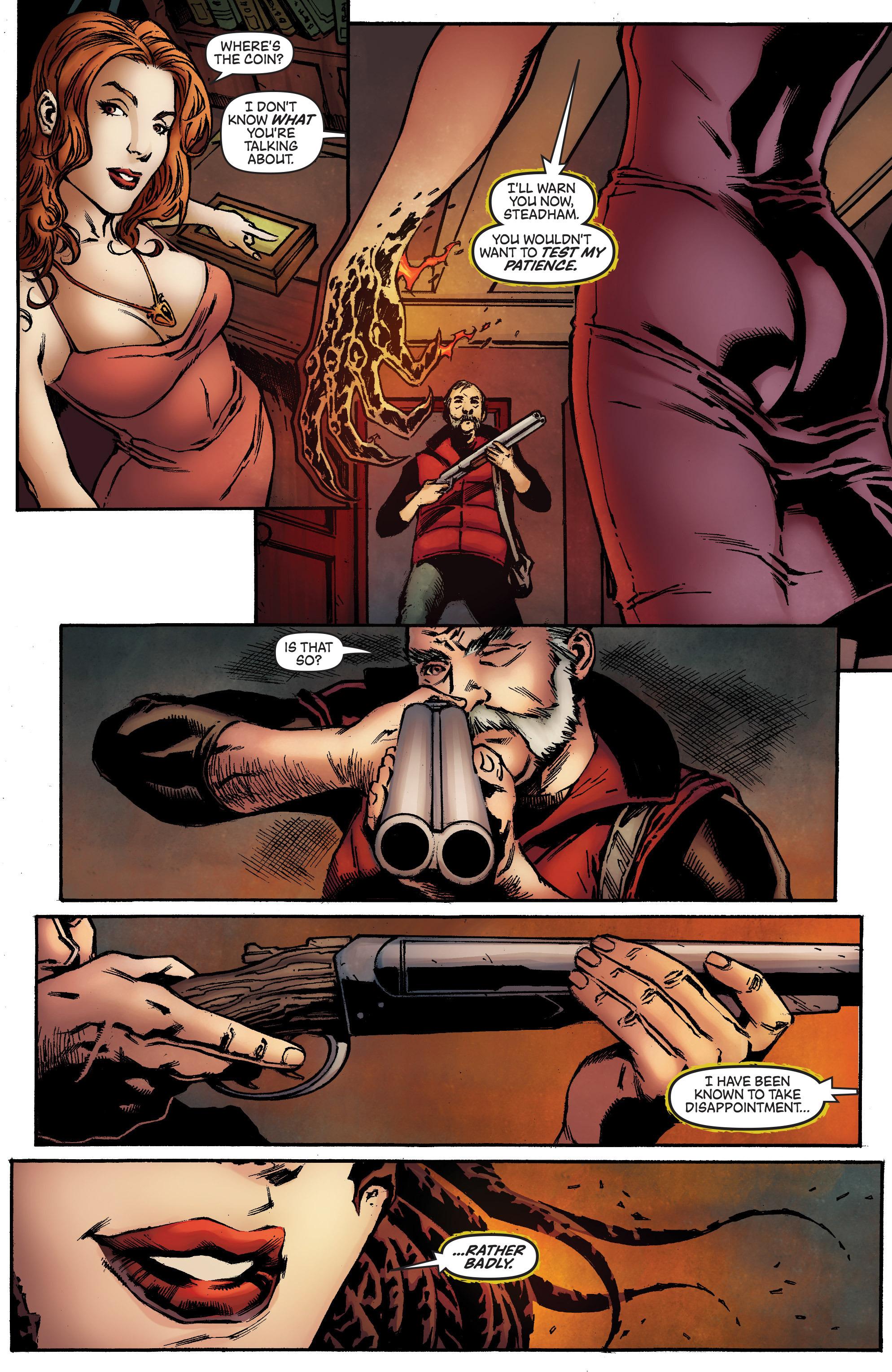Read online IXth Generation Hidden Files comic -  Issue #1 - 25