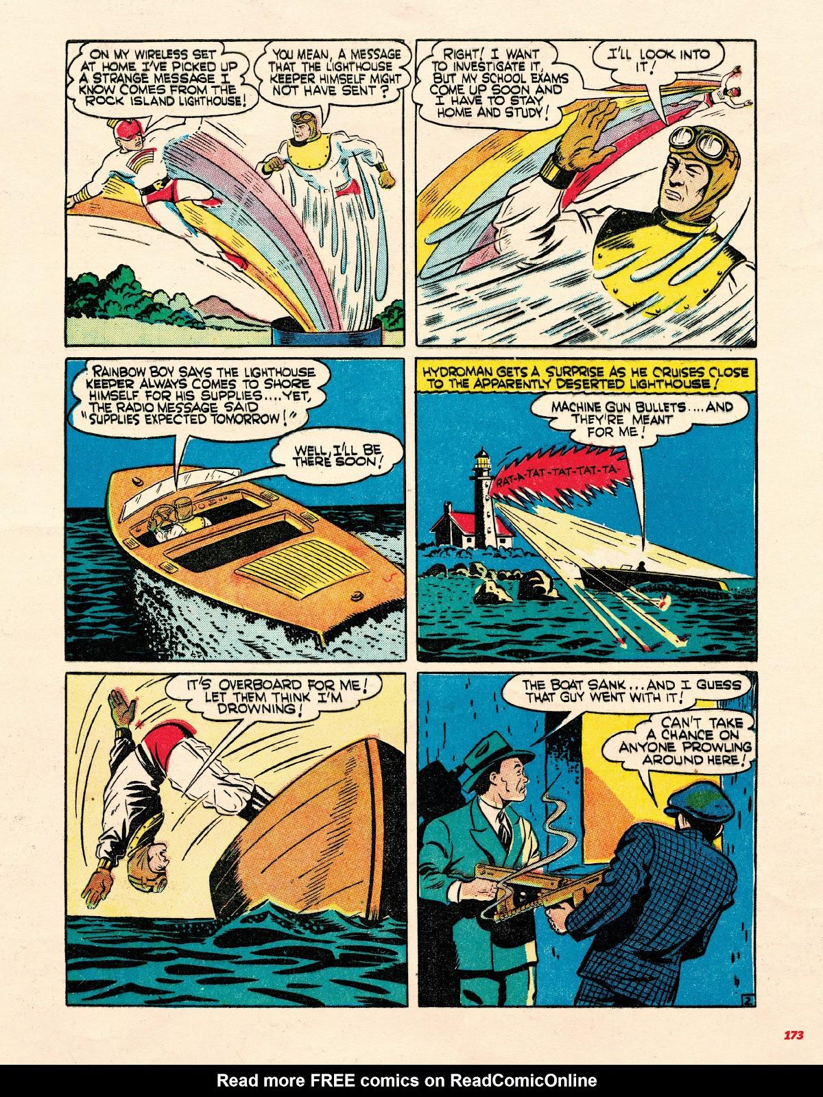 Read online Super Weird Heroes comic -  Issue # TPB 1 (Part 2) - 73