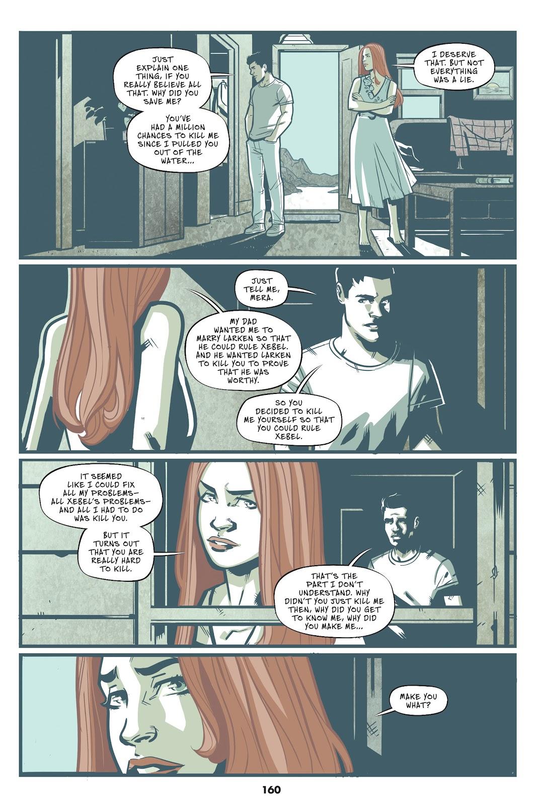 Read online Mera: Tidebreaker comic -  Issue # TPB (Part 2) - 60