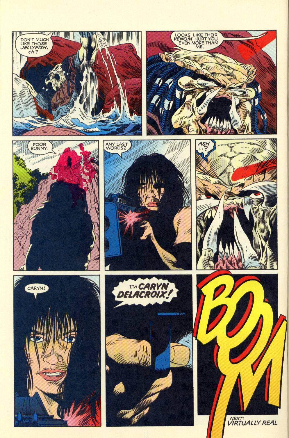 Read online Aliens/Predator: The Deadliest of the Species comic -  Issue #2 - 29