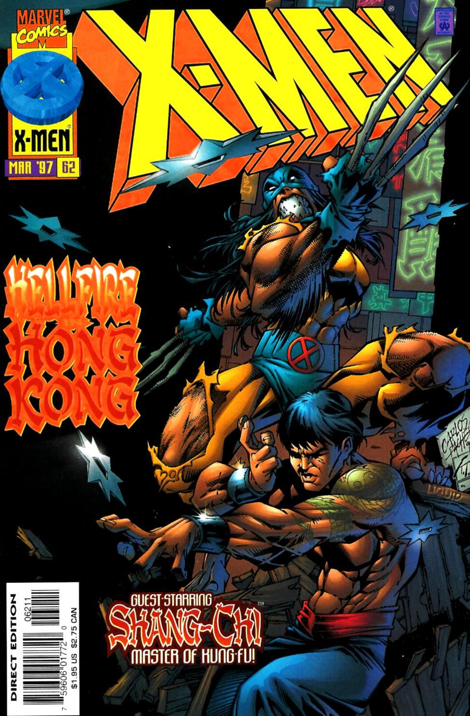 X-Men (1991) 62 Page 0