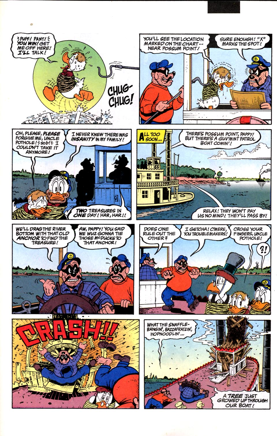 Read online Uncle Scrooge (1953) comic -  Issue #286 - 20