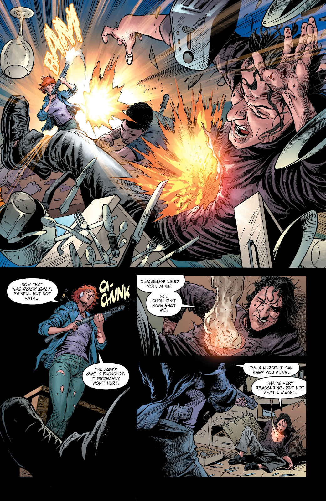 Read online The Curse of Brimstone: Ashes comic -  Issue # TPB (Part 2) - 18
