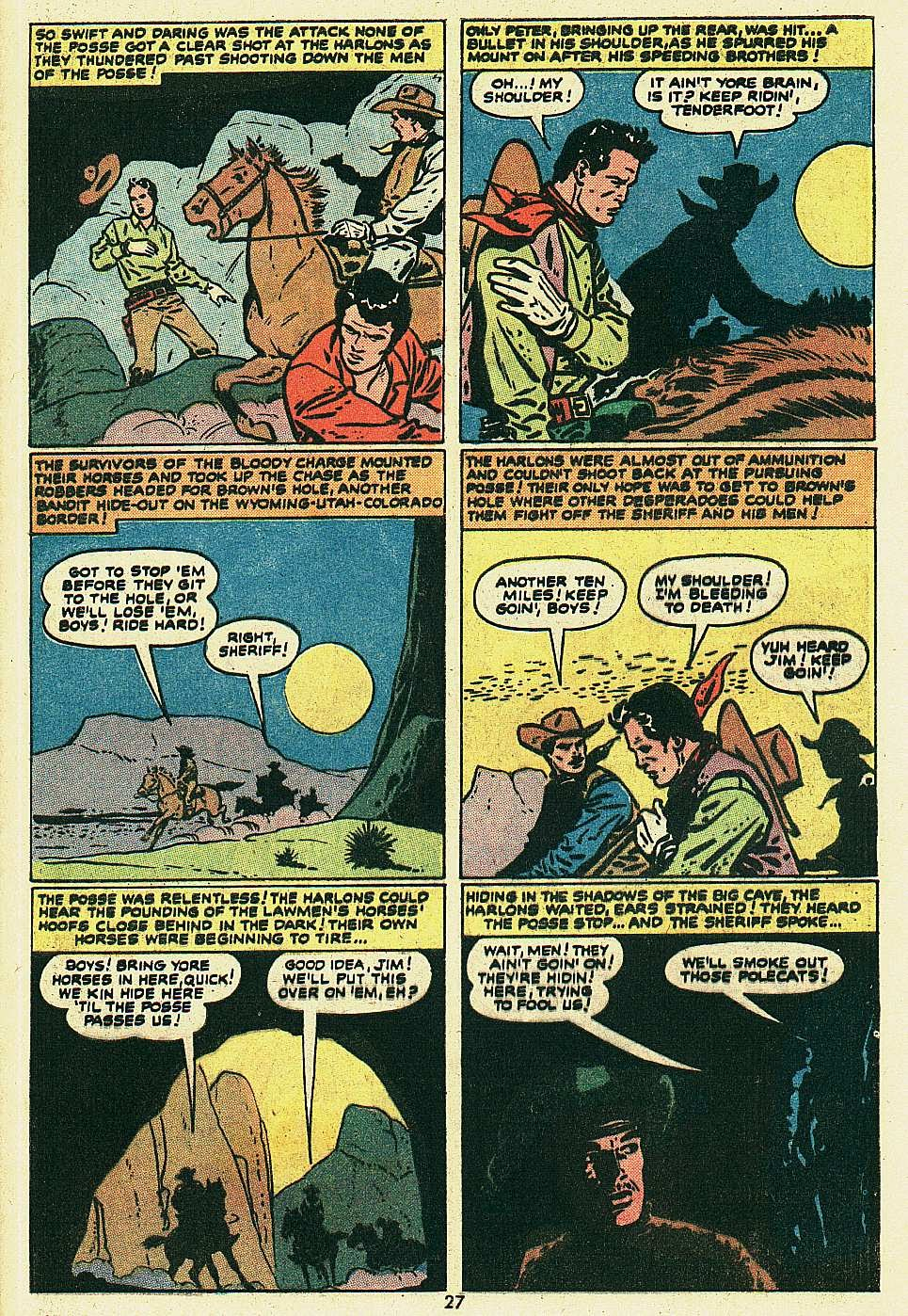 Red Wolf (1972) issue 6 - Page 20
