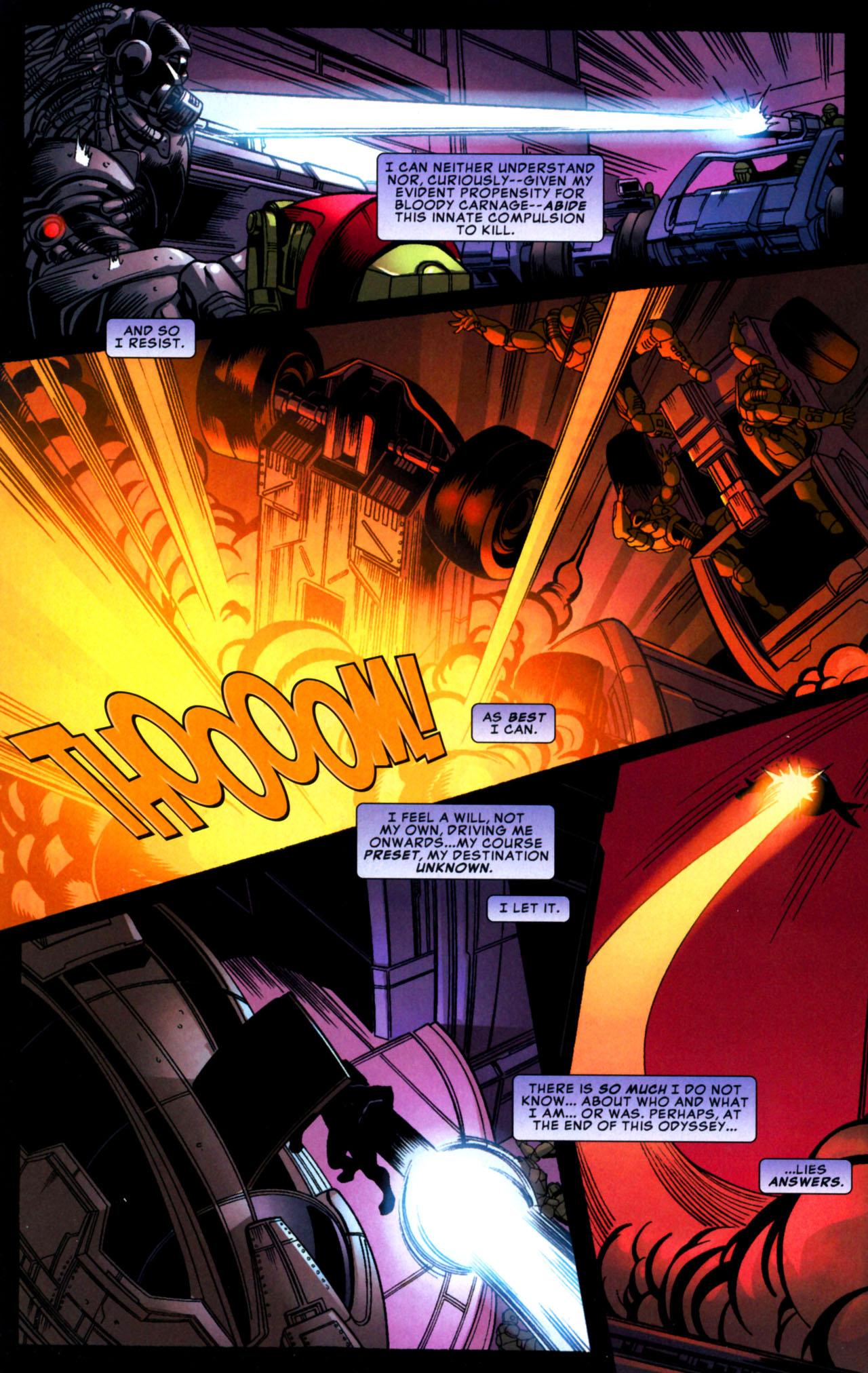 Read online Amazing Fantasy (2004) comic -  Issue #17 - 6