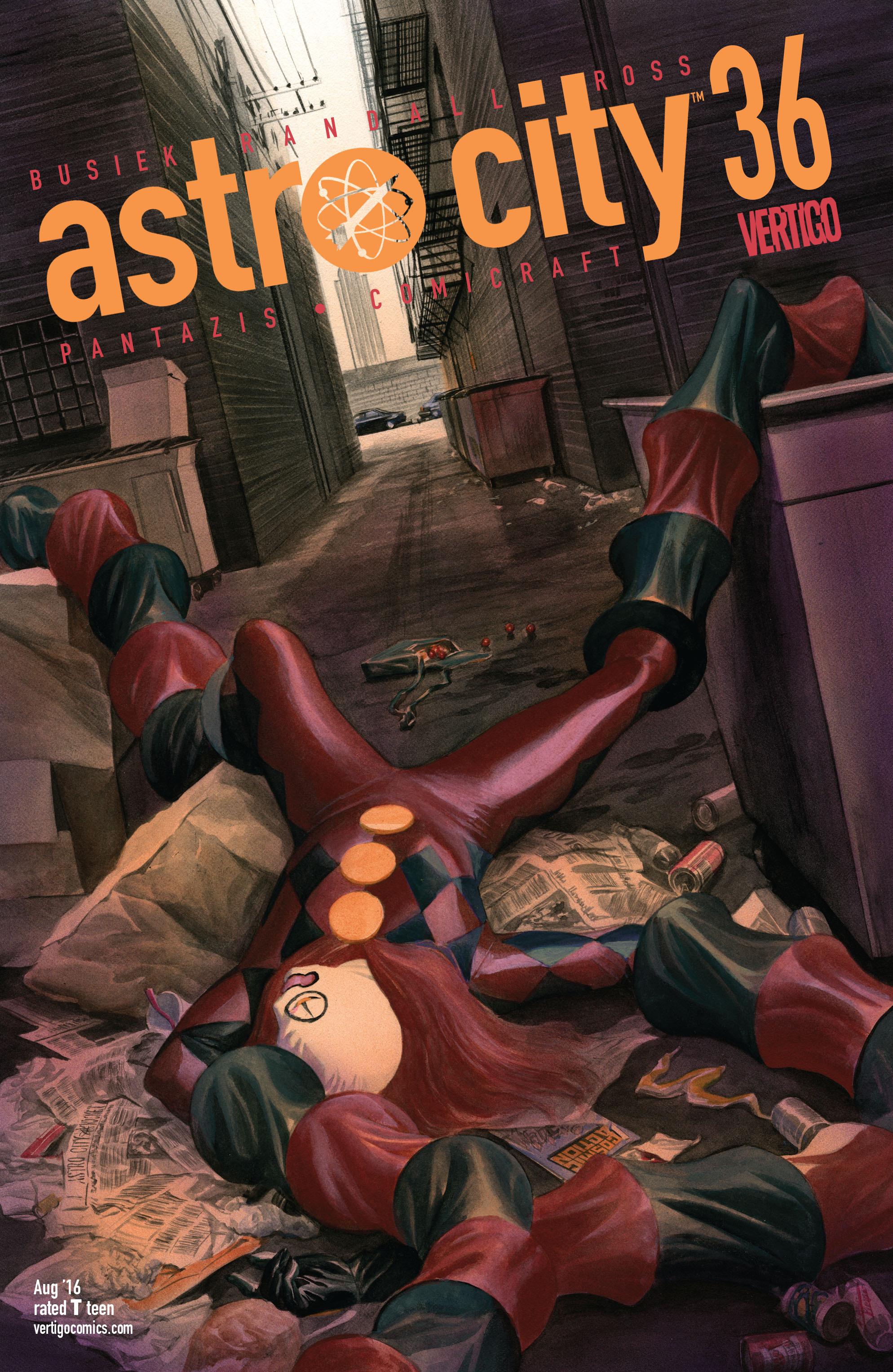 Read online Astro City comic -  Issue #36 - 1