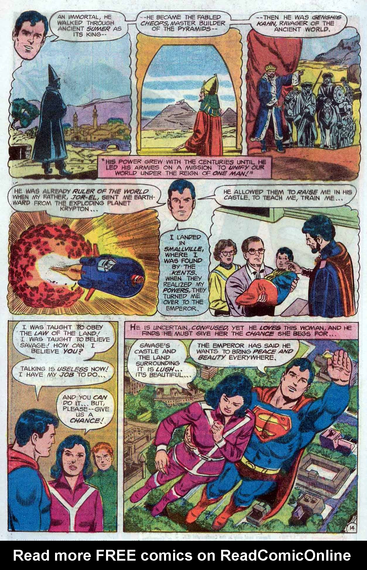 Read online Action Comics (1938) comic -  Issue #515 - 24