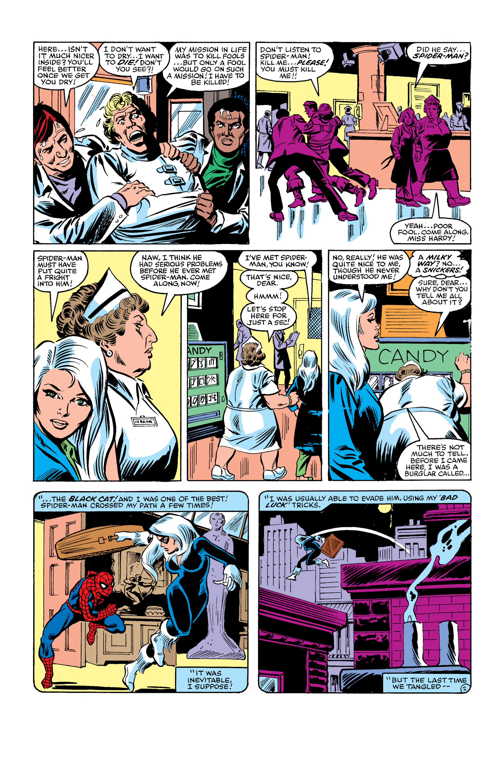 The Amazing Spider-Man (1963) 226 Page 2
