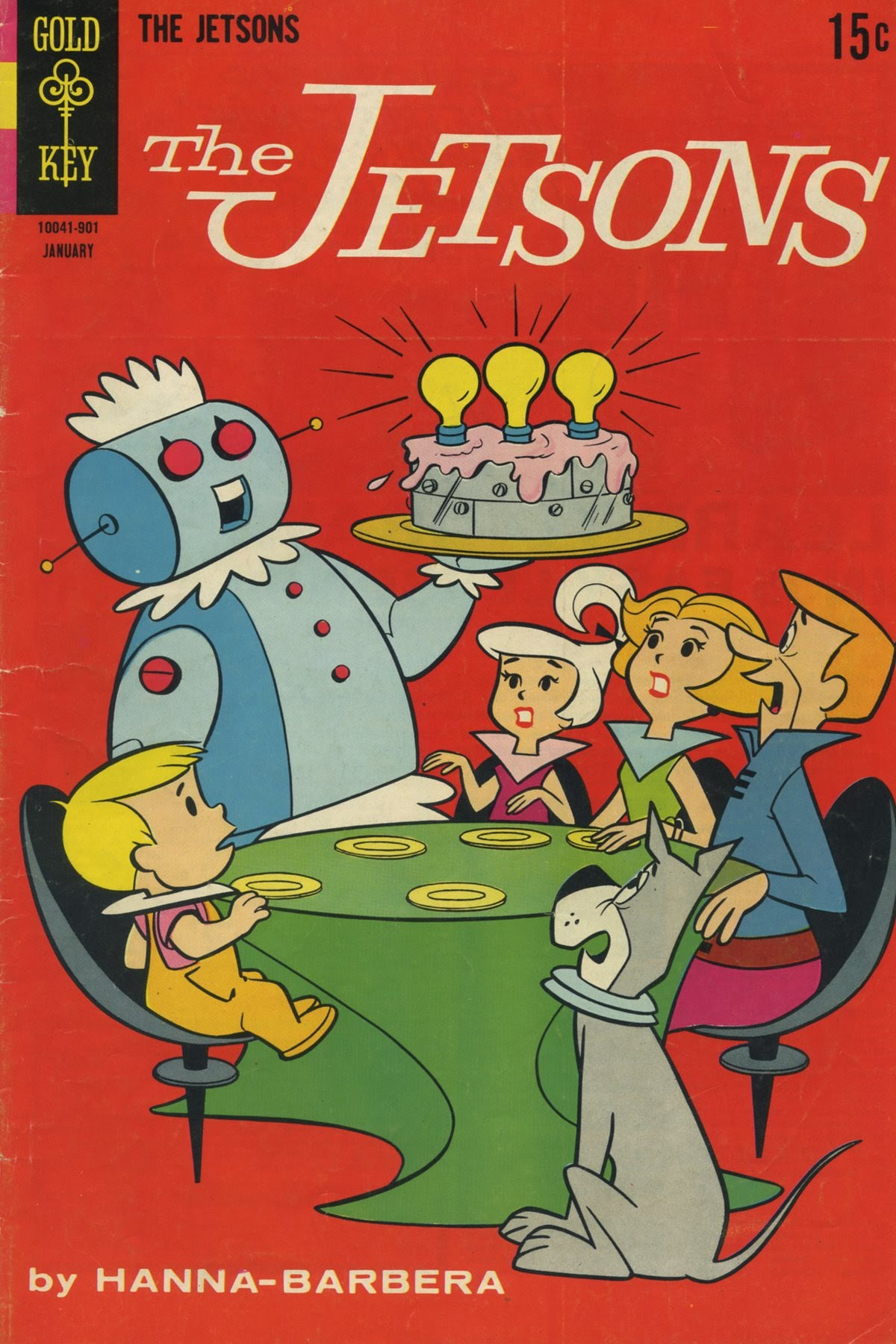 The Jetsons (1963) issue 29 - Page 1