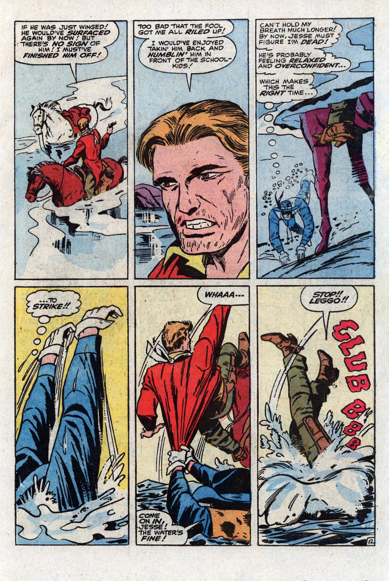 Read online Two-Gun Kid comic -  Issue #111 - 19