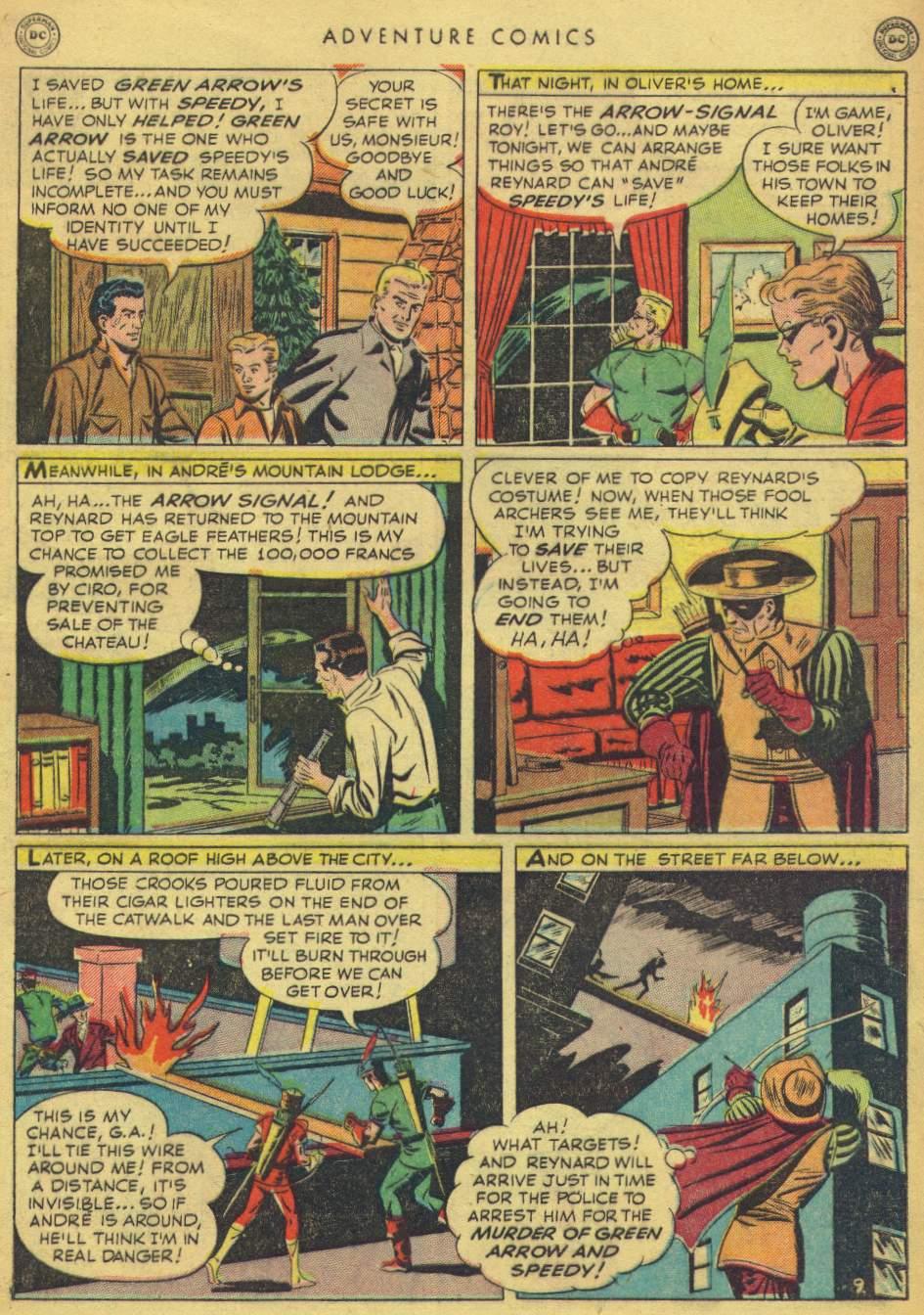 Read online Adventure Comics (1938) comic -  Issue #162 - 47