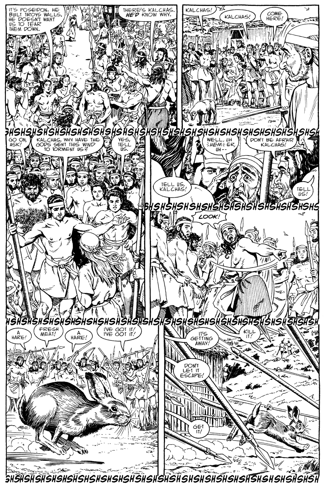 Age of Bronze issue 18 - Page 9