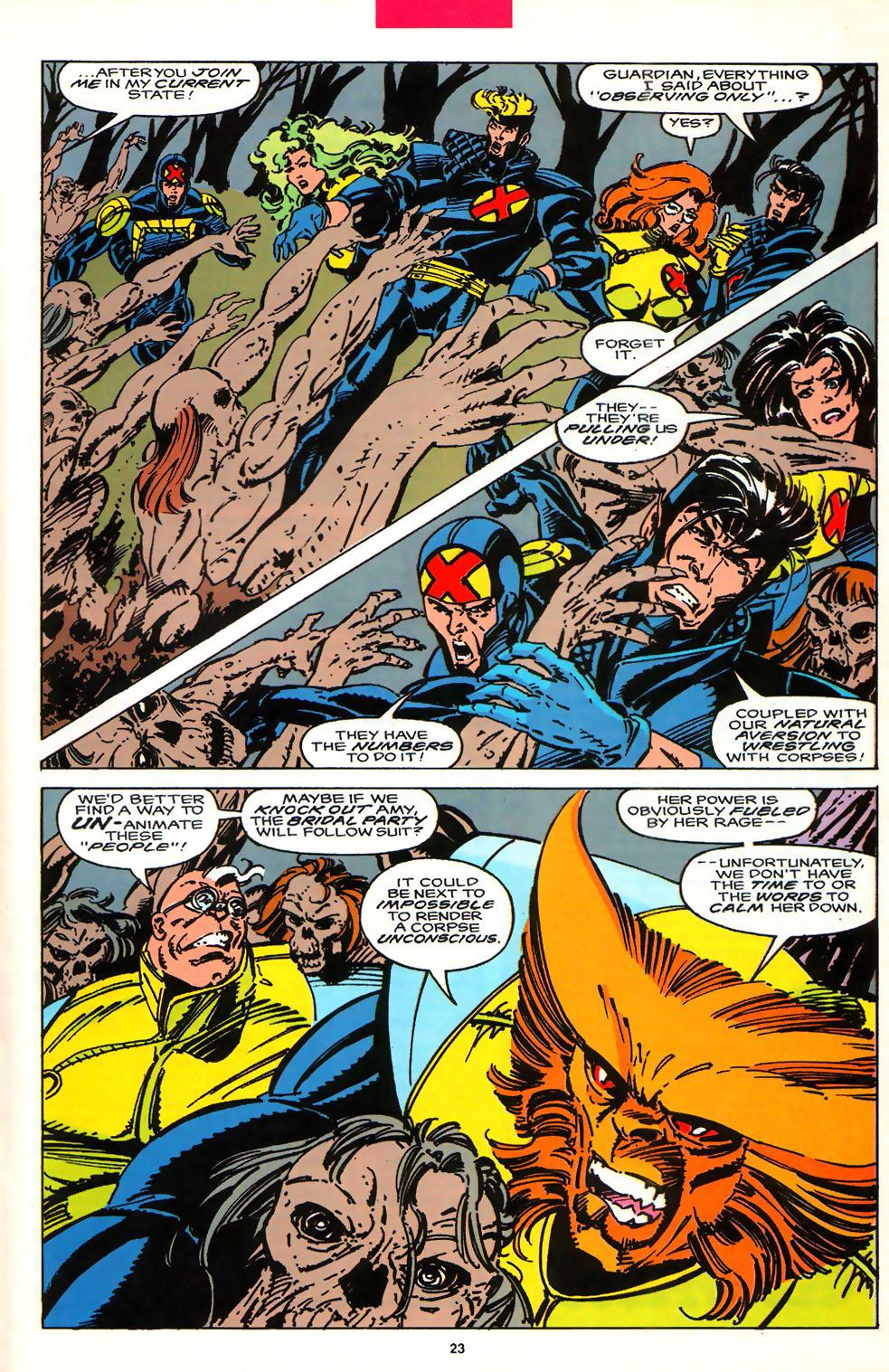 Read online Alpha Flight (1983) comic -  Issue #107 - 18