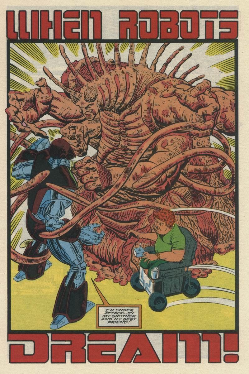 Read online Alpha Flight (1983) comic -  Issue #65 - 3