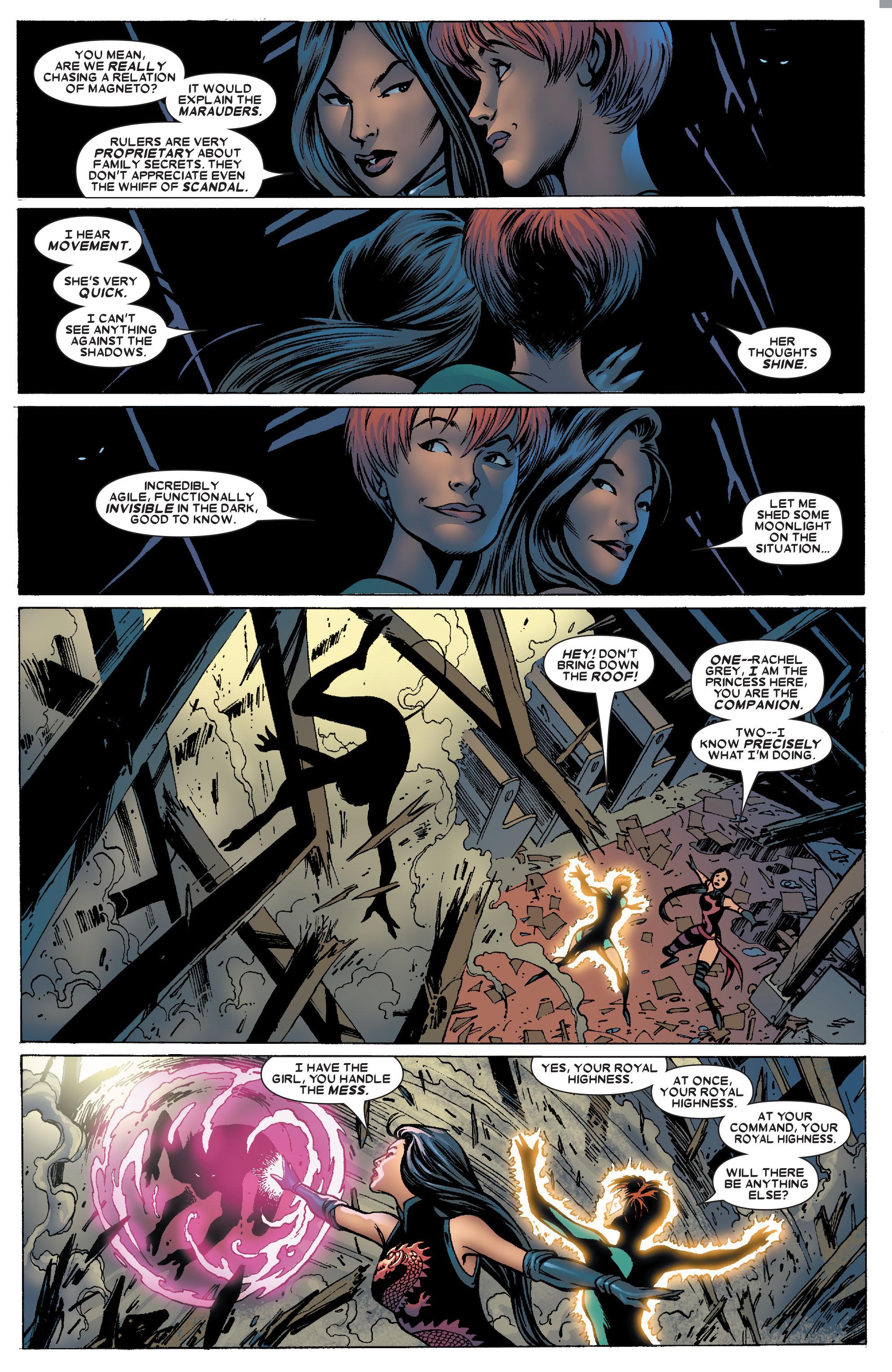 Read online Uncanny X-Men (1963) comic -  Issue #463 - 23