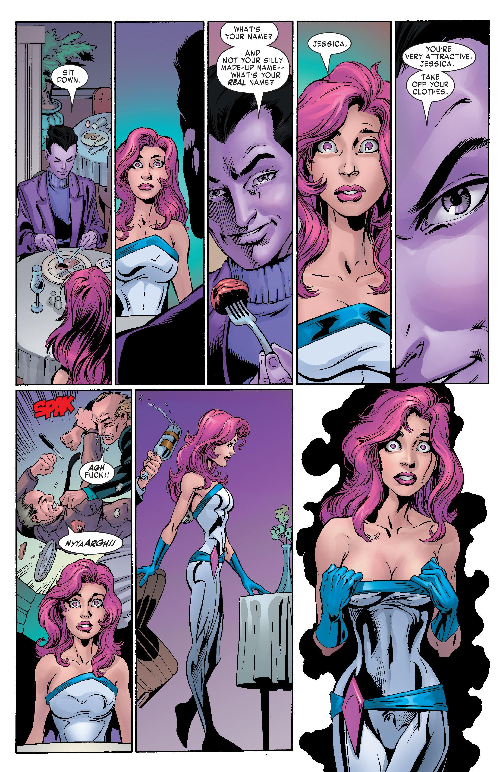 Read online Alias comic -  Issue #25 - 10