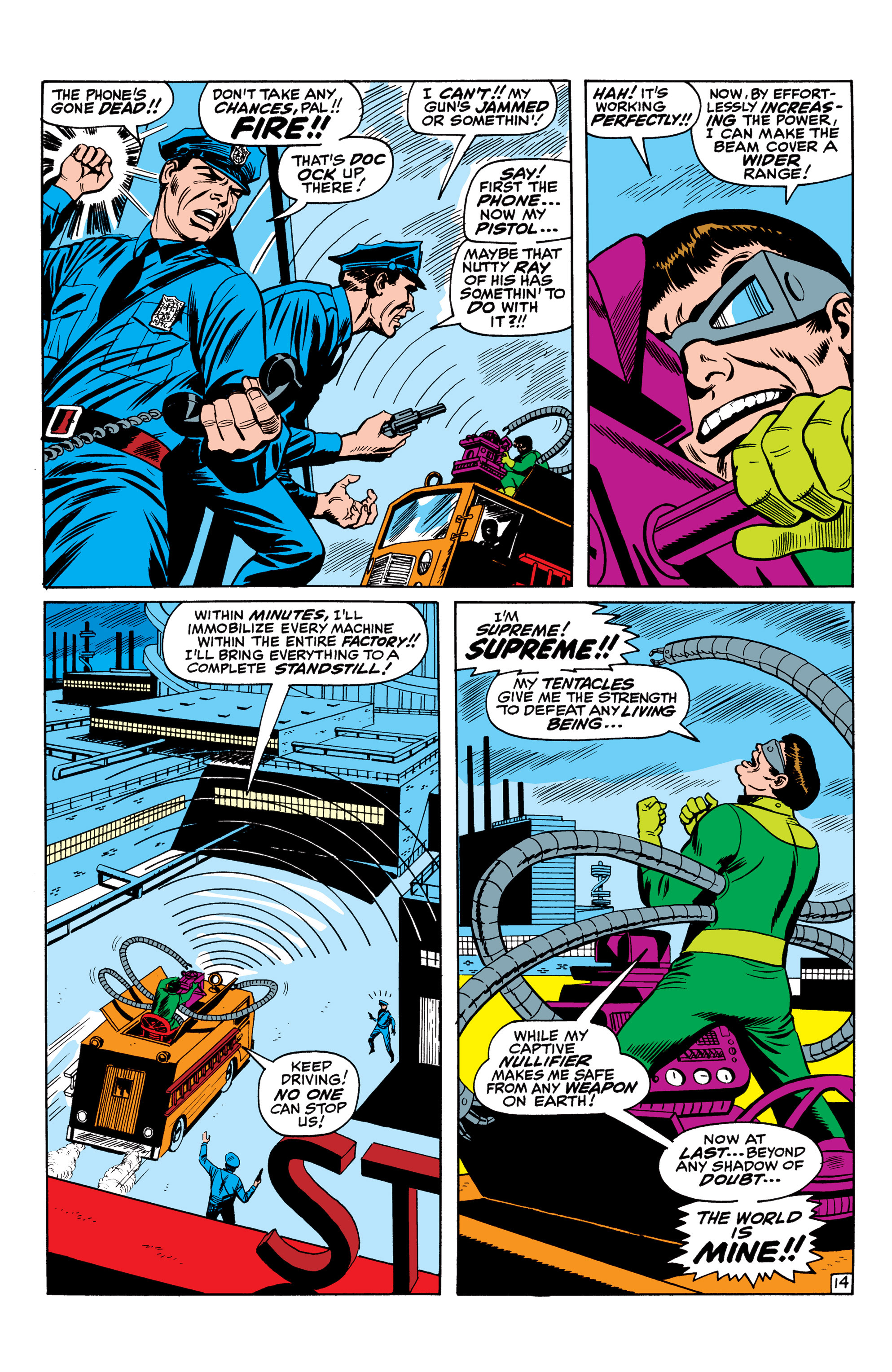 The Amazing Spider-Man (1963) 55 Page 14