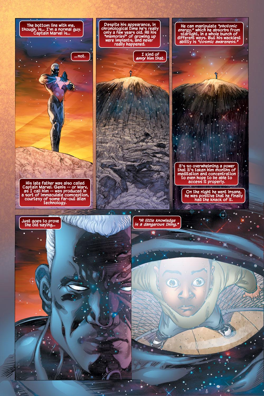 Captain Marvel (2002) Issue #1 #1 - English 5