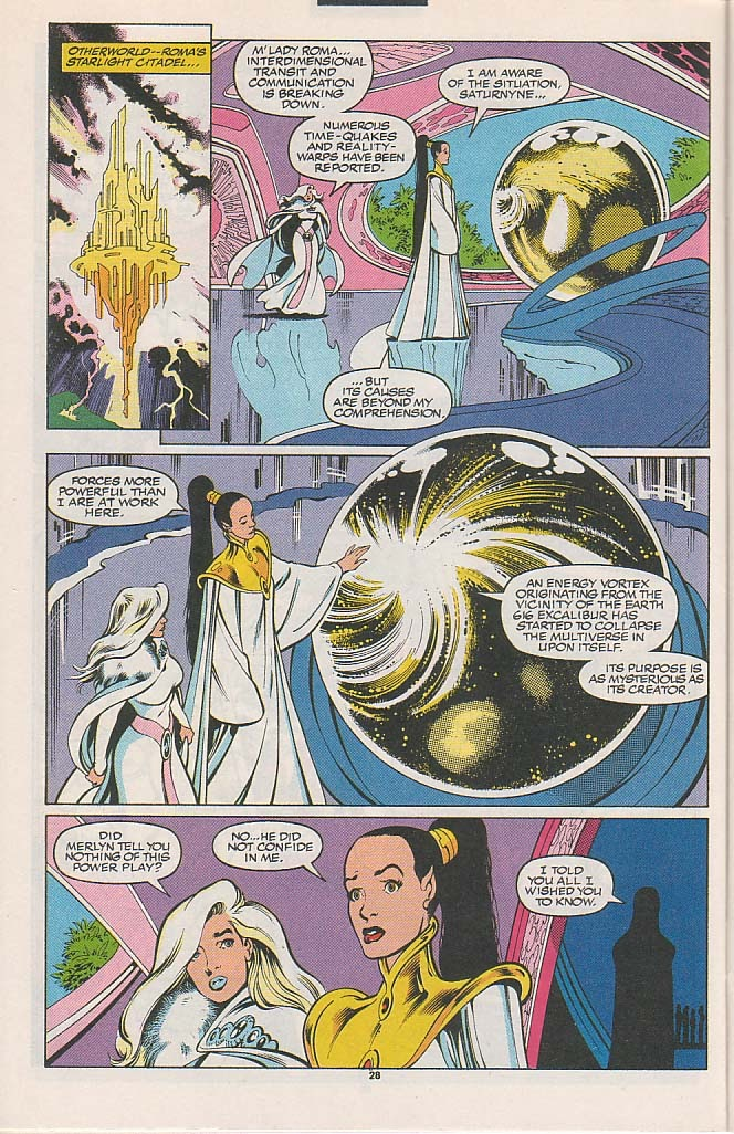 Excalibur (1988) issue 49 - Page 22