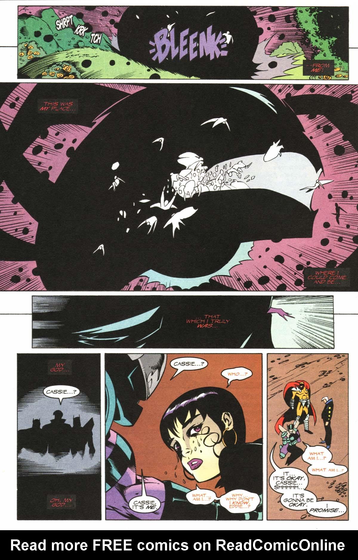 Read online Slingers comic -  Issue #11 - 24