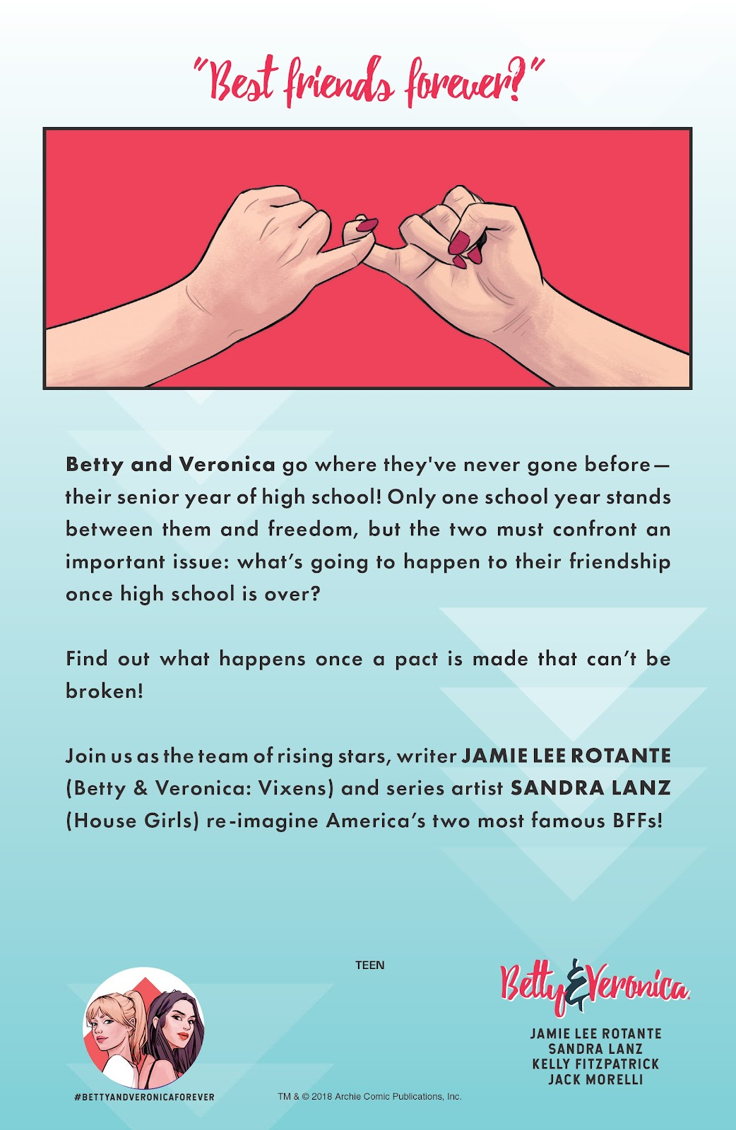Read online Betty & Veronica (2019) comic -  Issue #1 - 29