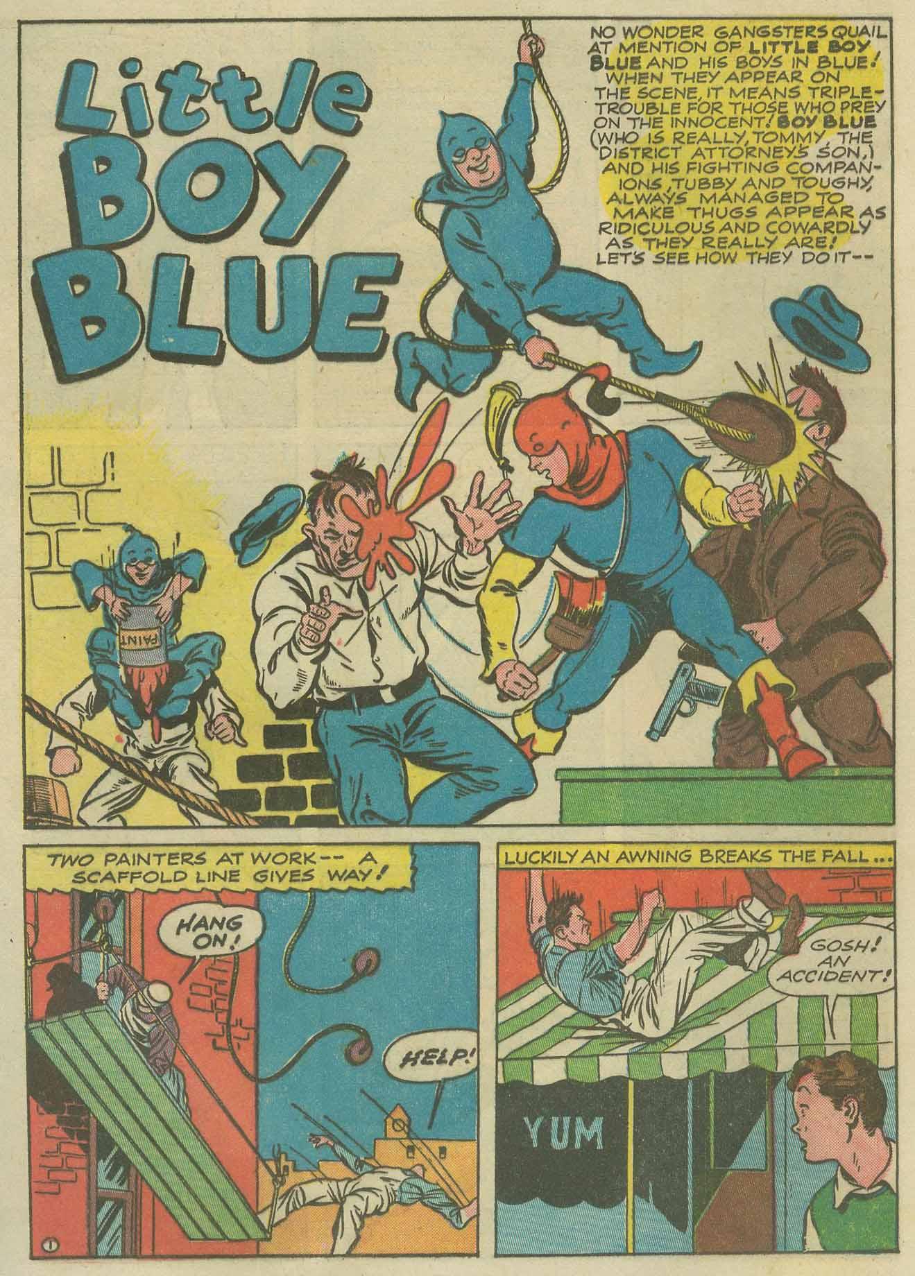 Read online Sensation (Mystery) Comics comic -  Issue #9 - 49