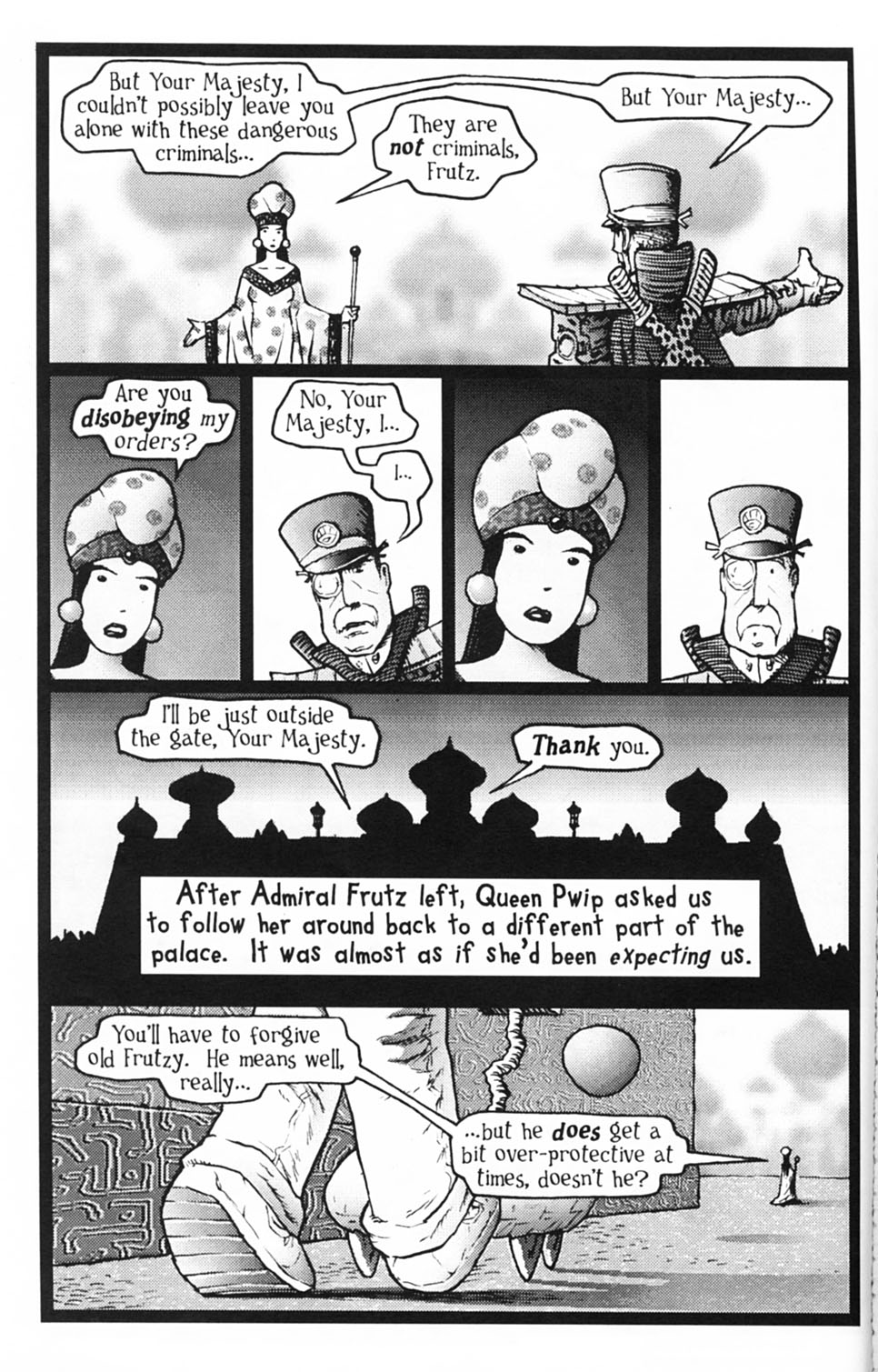 Read online Akiko comic -  Issue #Akiko _TPB 1 - 151