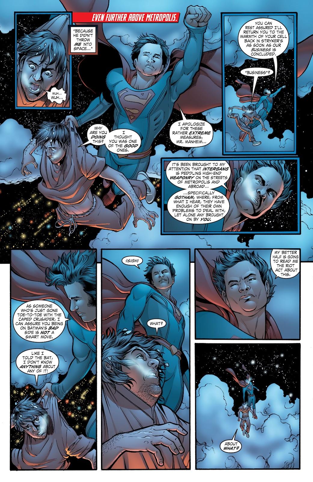 Read online Smallville Season 11 [II] comic -  Issue # TPB 2 - 51