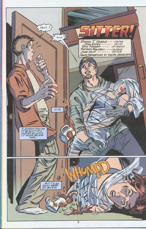 Read online Flinch comic -  Issue #9 - 17