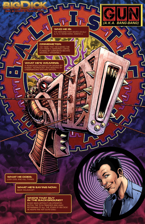Read online Ballistic (2013) comic -  Issue #5 - 28