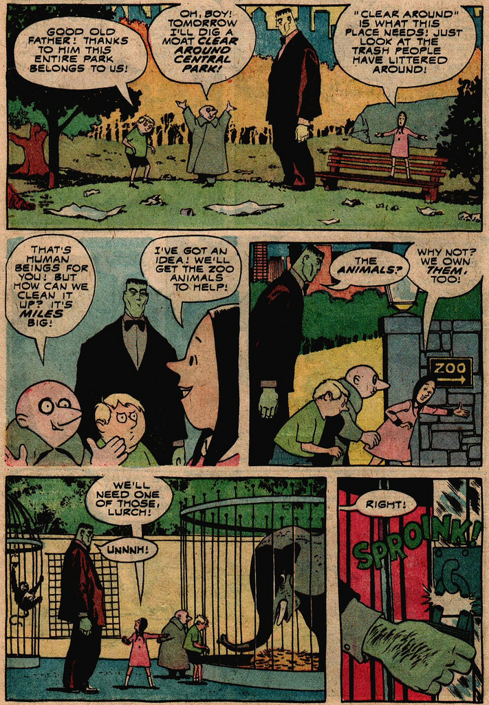 Read online Addams Family comic -  Issue #2 - 15
