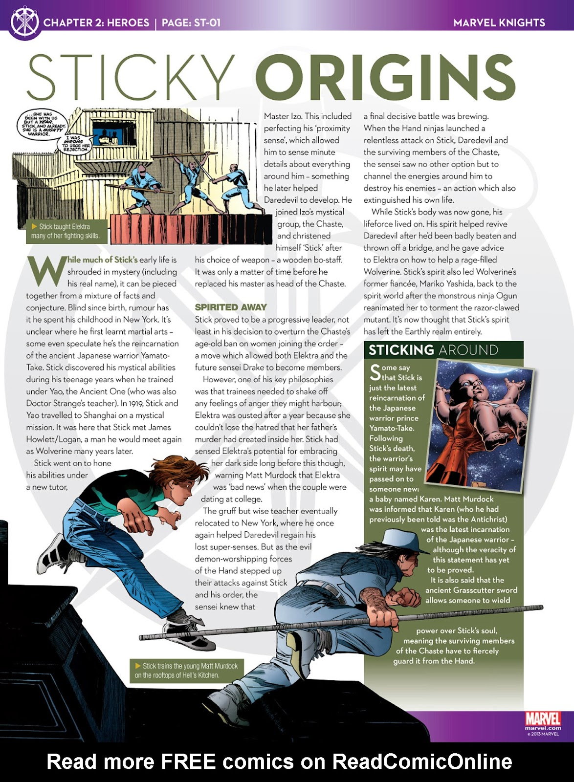 Comic Marvel Fact Files issue 35
