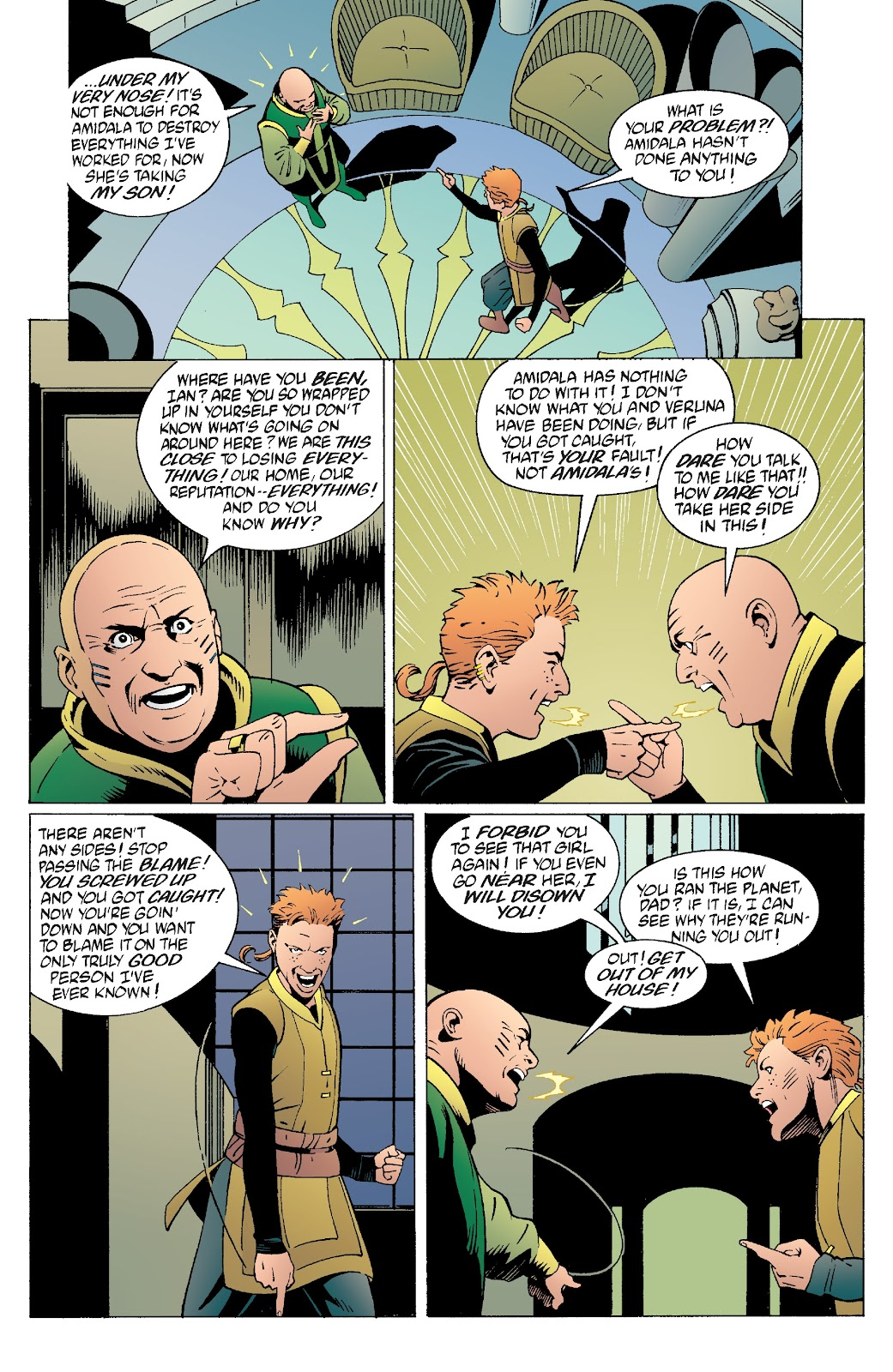 Read online Star Wars Legends: Rise of the Sith - Epic Collection comic -  Issue # TPB 2 (Part 2) - 36