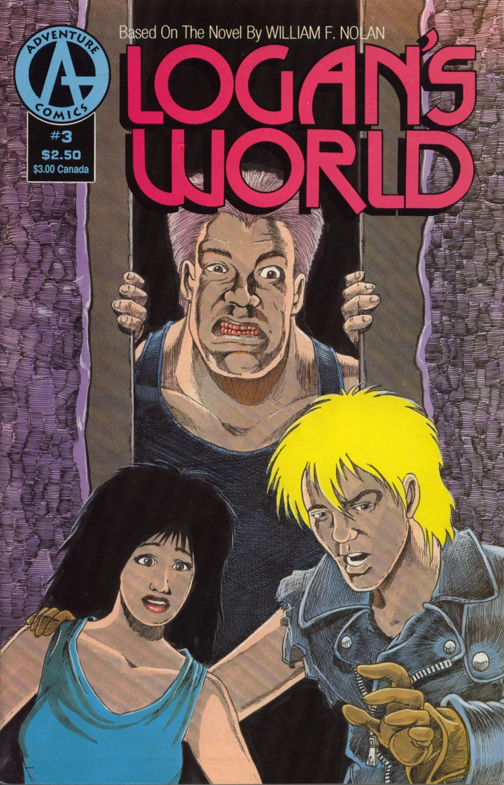Logans World 3 Page 1