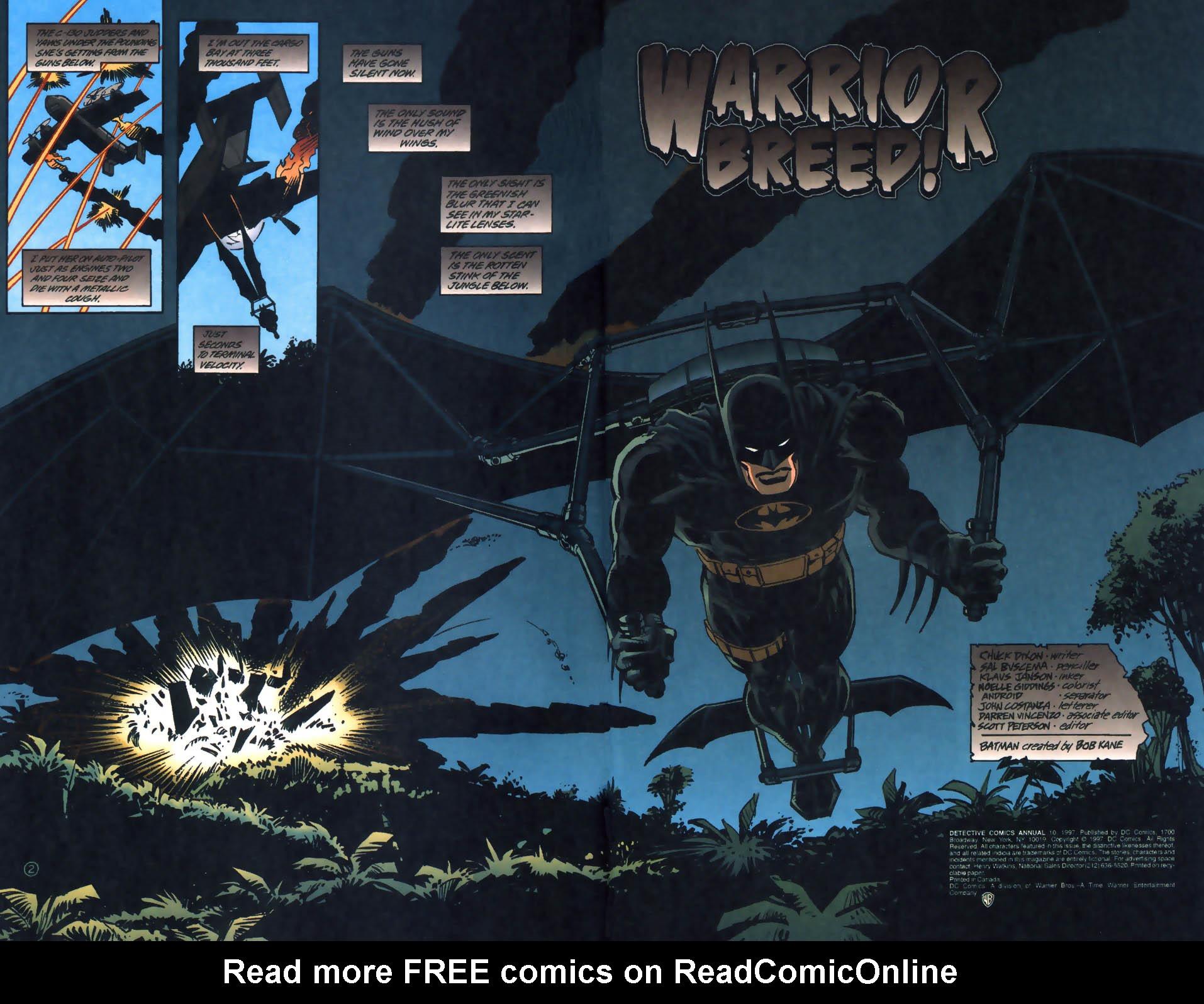 Read online Detective Comics (1937) comic -  Issue # _Annual 10 - 3