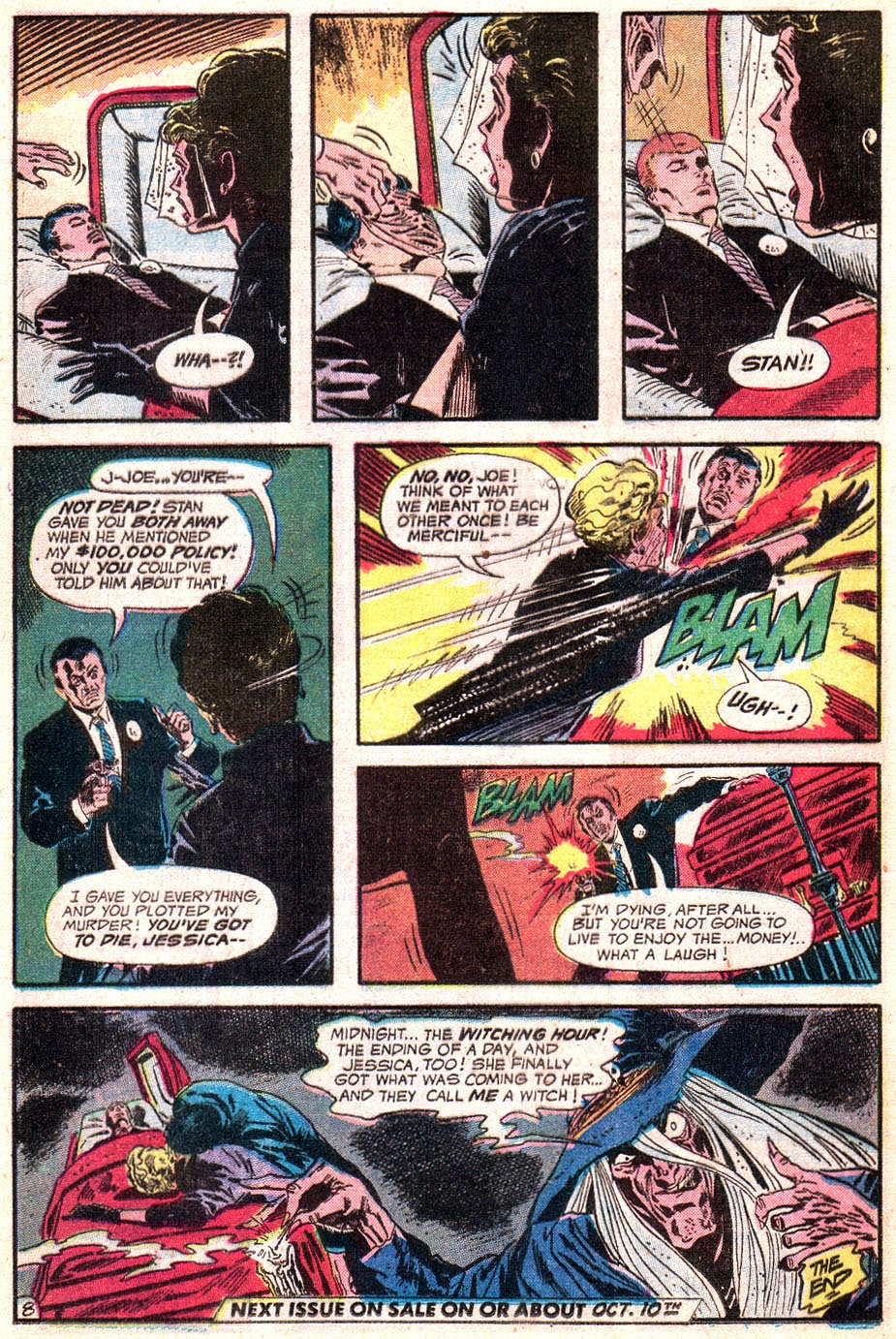 The Witching Hour (1969) issue 25 - Page 12