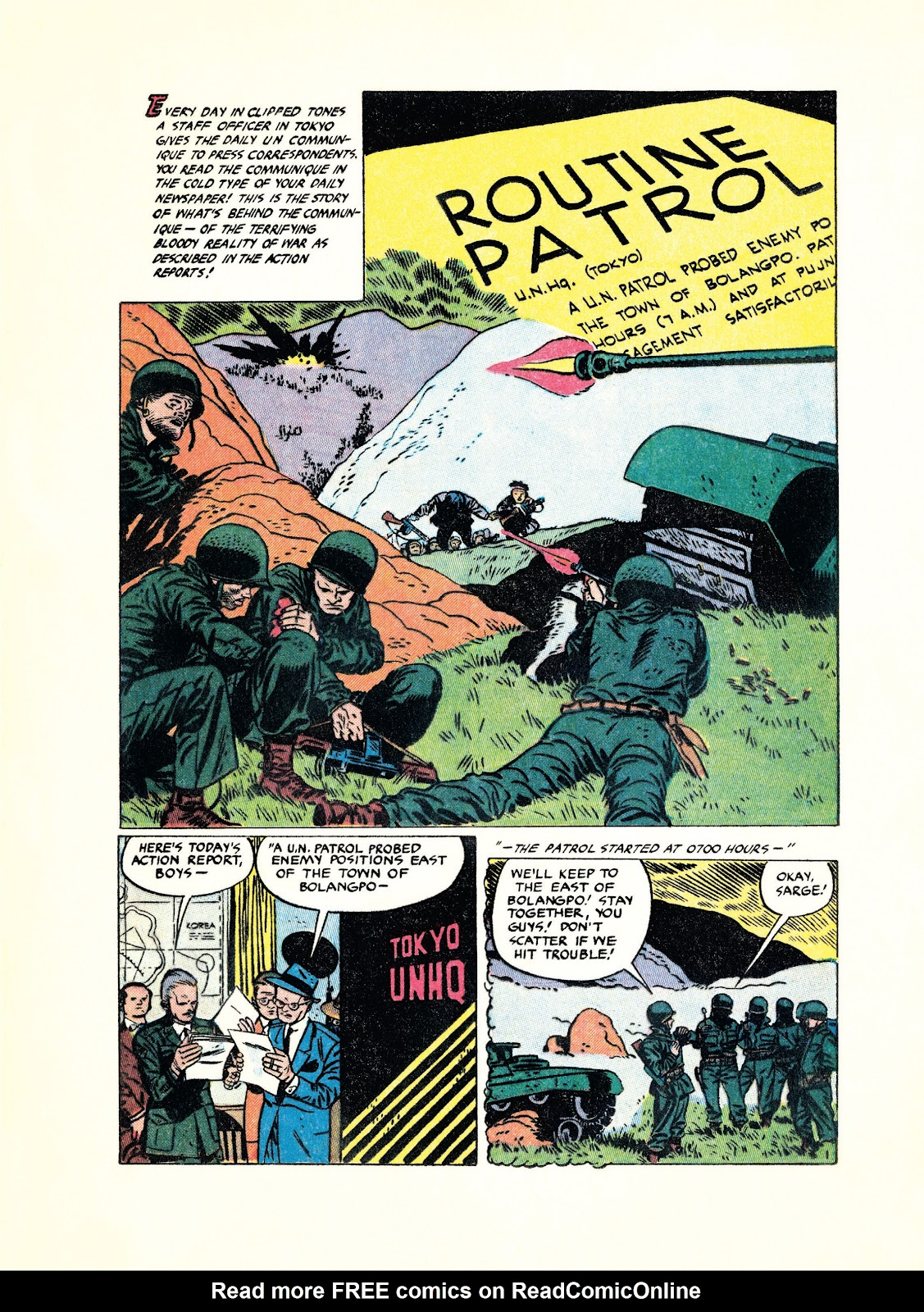 Read online Setting the Standard: Comics by Alex Toth 1952-1954 comic -  Issue # TPB (Part 2) - 42