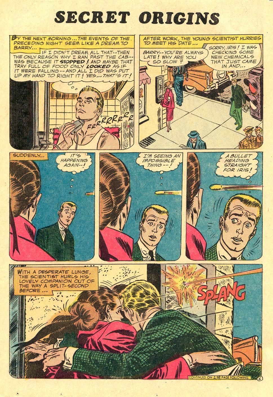 Read online Secret Origins (1973) comic -  Issue #1 - 24