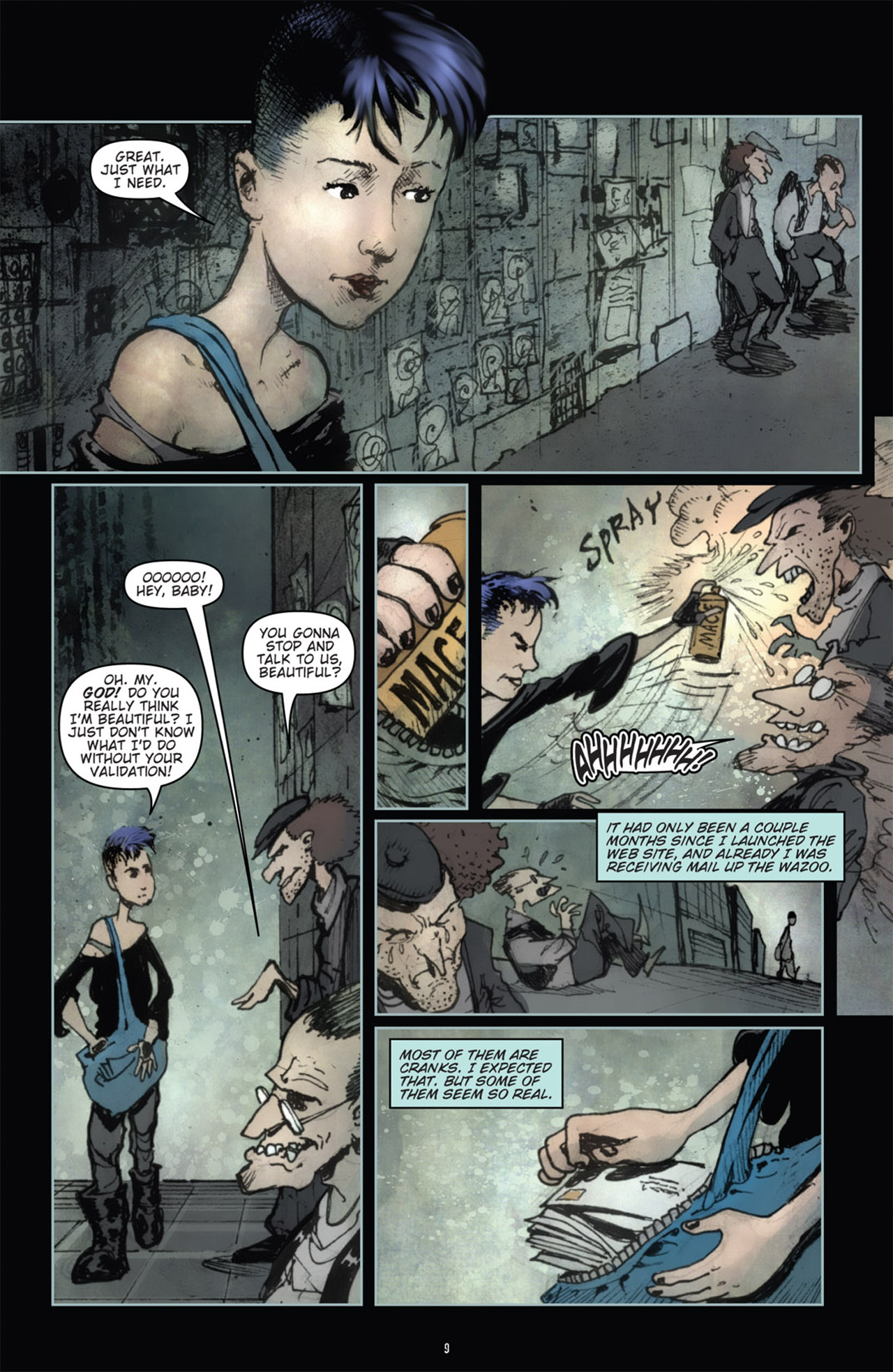 Read online 30 Days of Night (2011) comic -  Issue #1 - 13