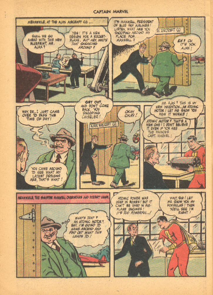 Captain Marvel Adventures issue 62 - Page 44