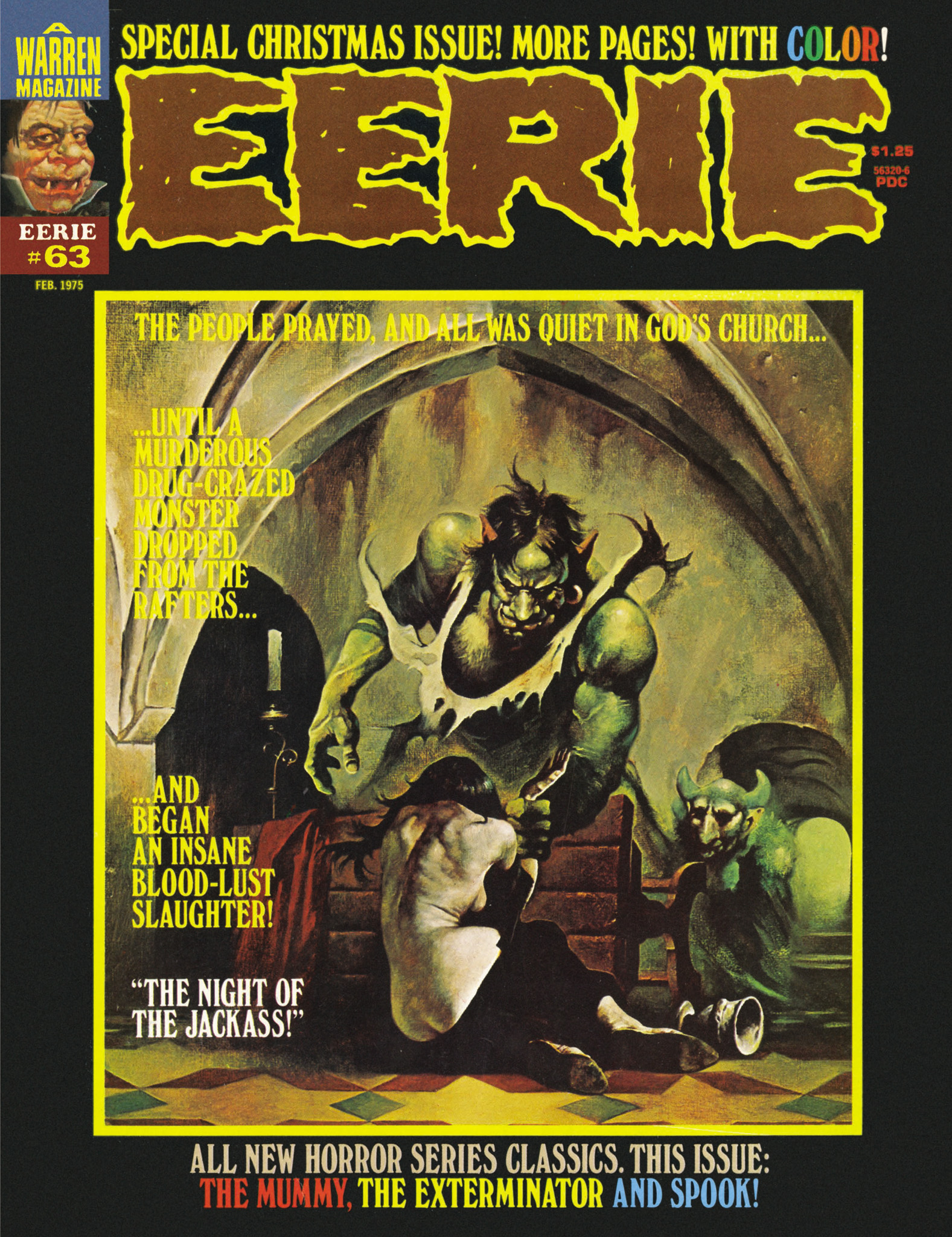 Read online Eerie Archives comic -  Issue # TPB 13 - 136