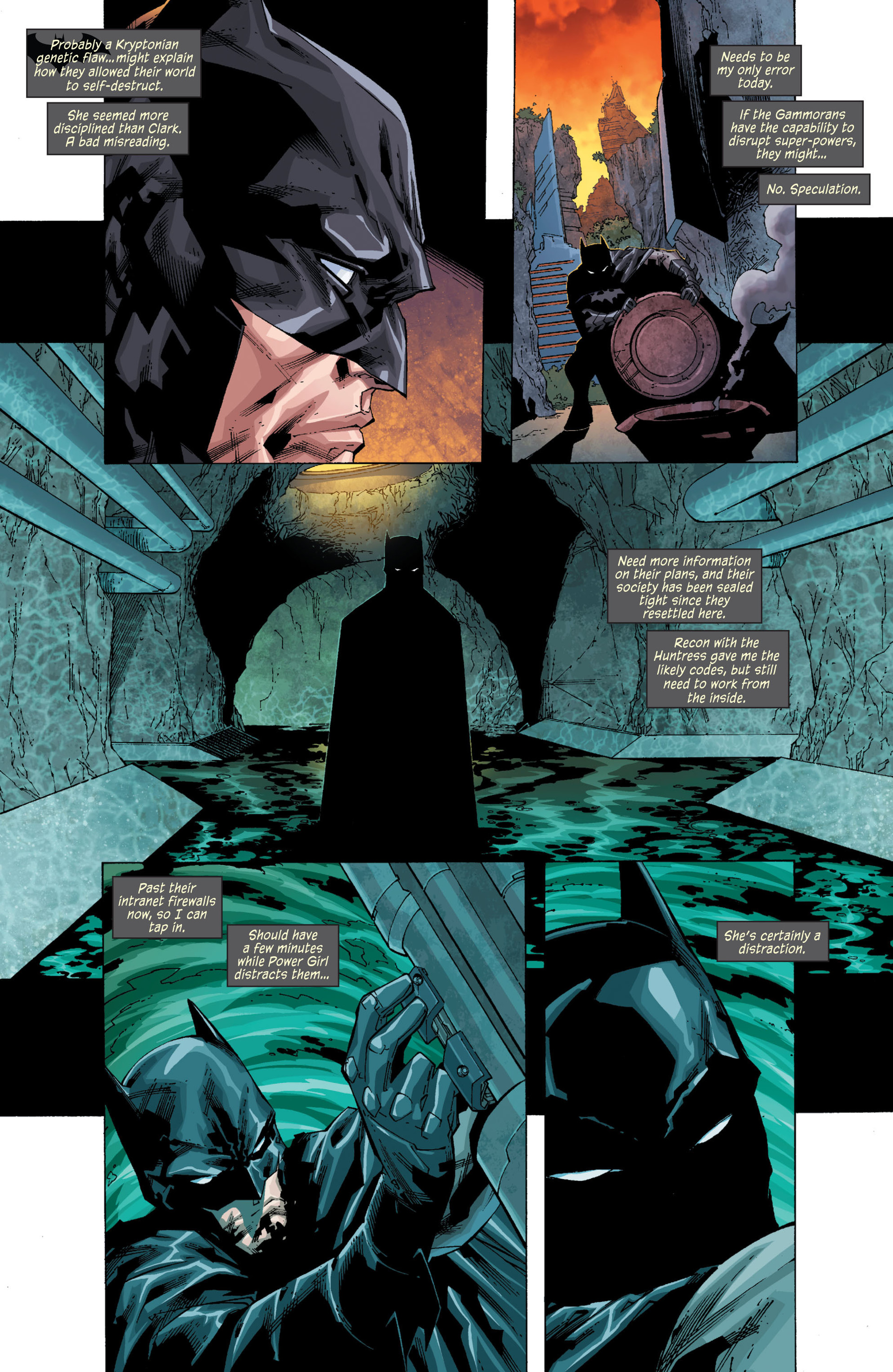 Read online Worlds' Finest comic -  Issue #20 - 12