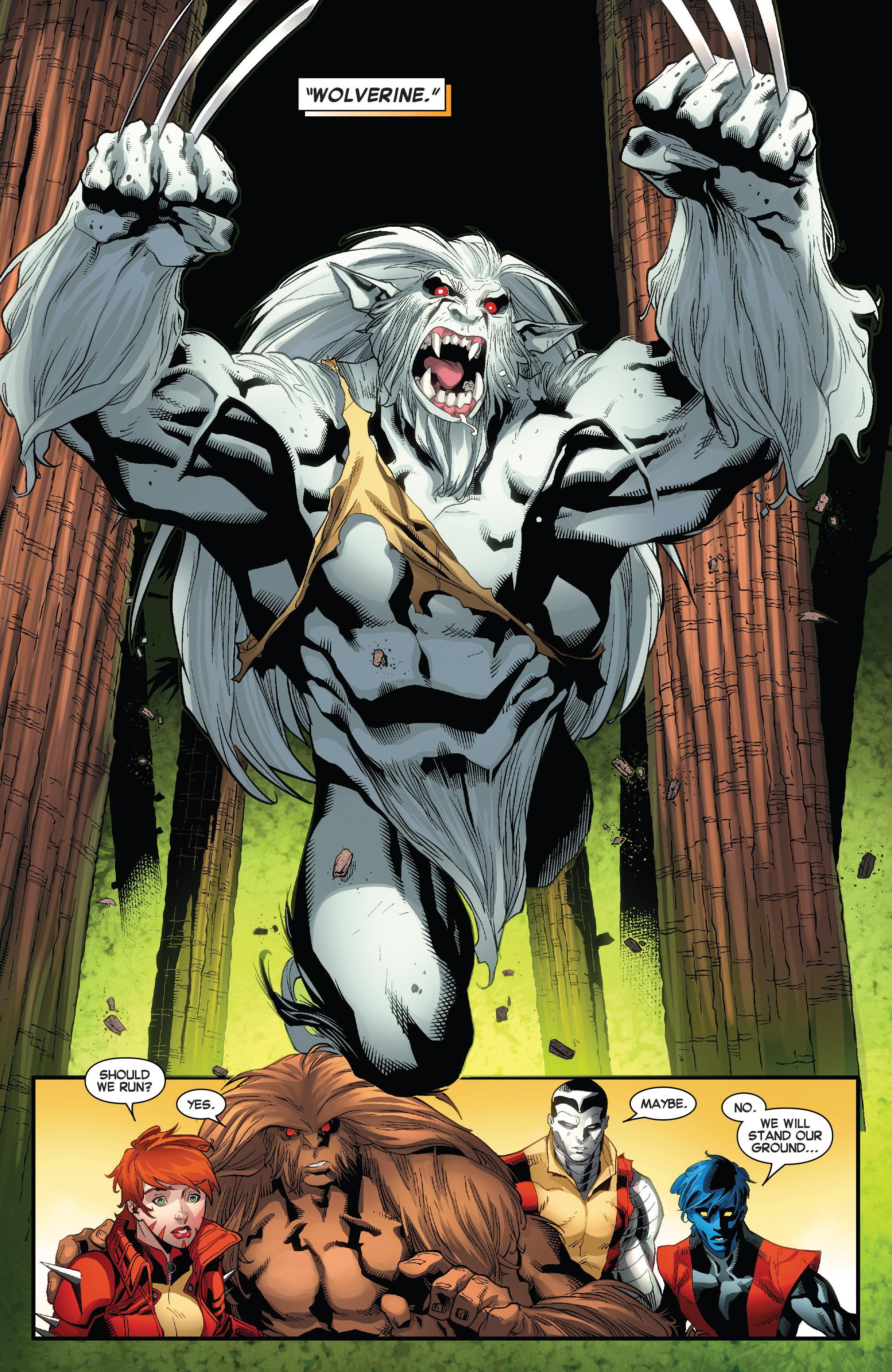 Read online Amazing X-Men (2014) comic -  Issue #11 - 17