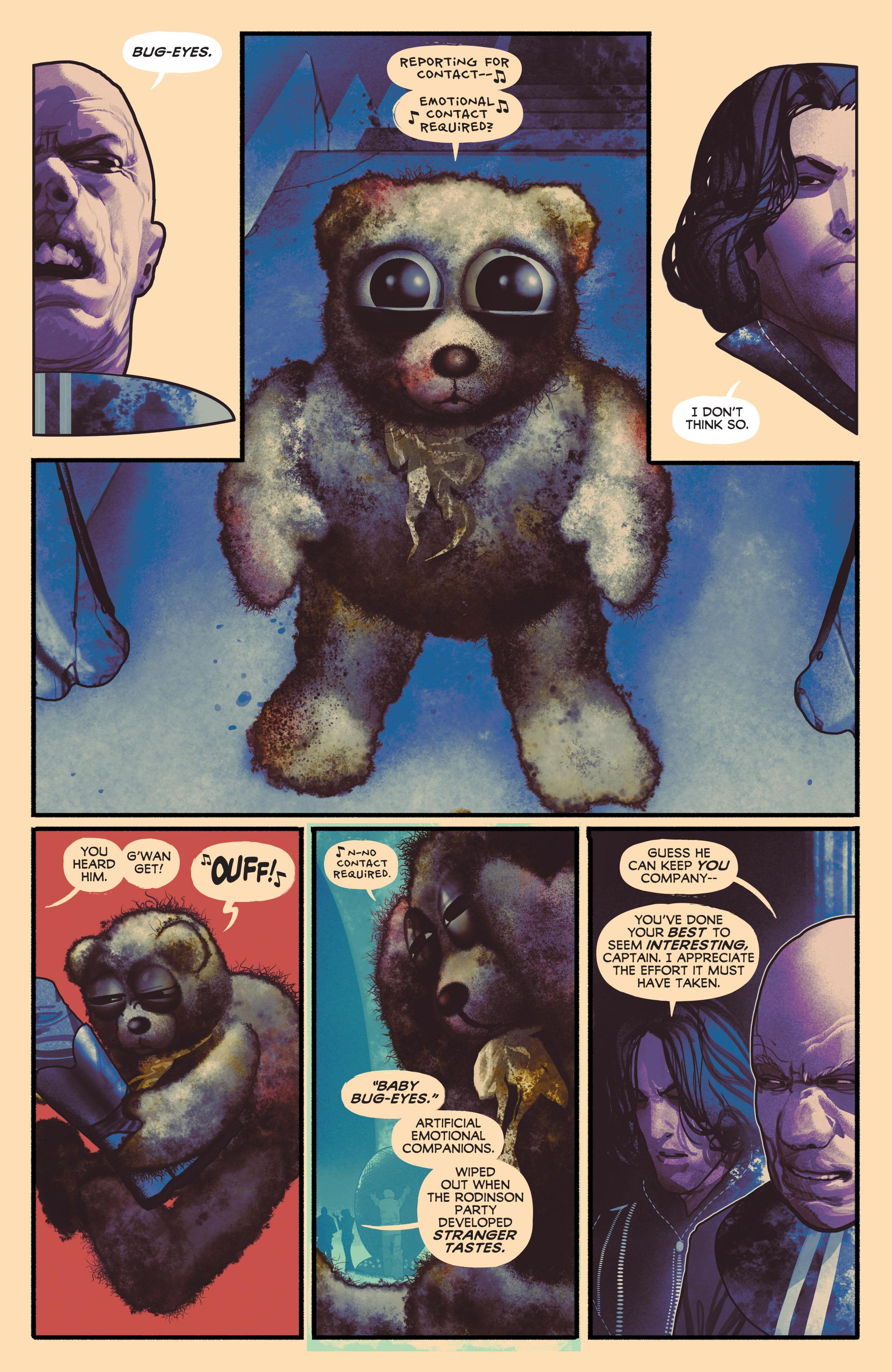 Read online Annihilator comic -  Issue #1 - 15