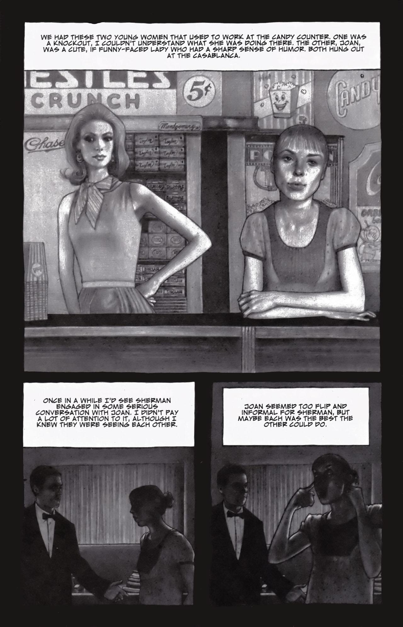 Read online American Splendor (2008) comic -  Issue #1 - 30