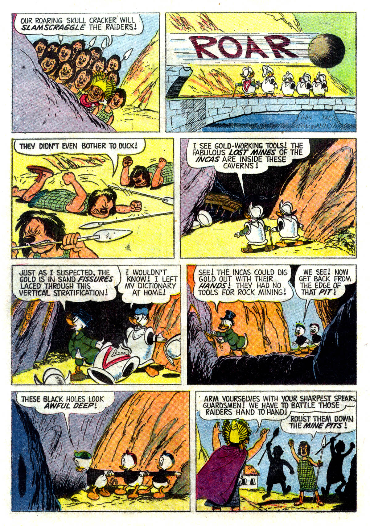 Read online Uncle Scrooge (1953) comic -  Issue #26 - 16