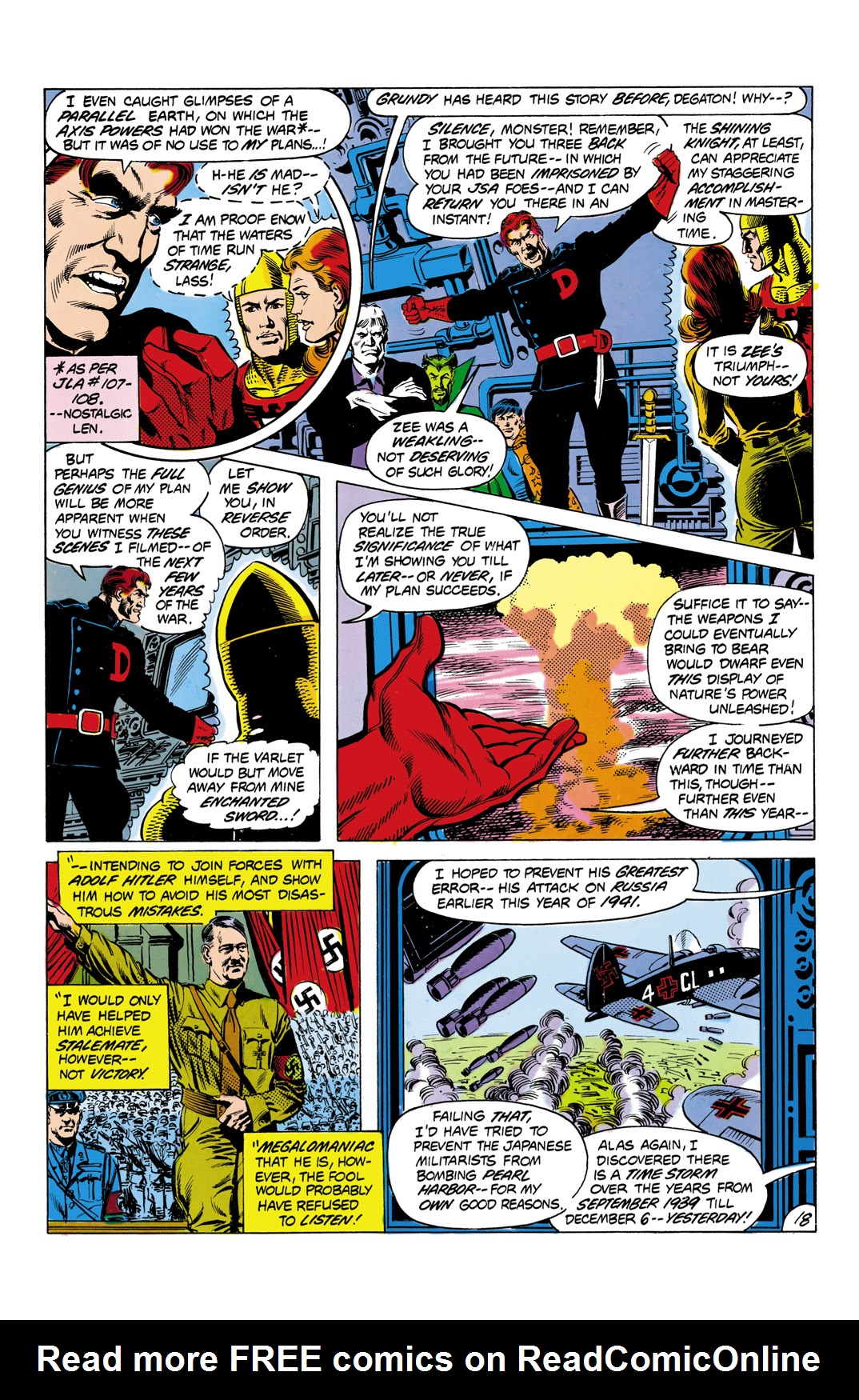 Read online All-Star Squadron comic -  Issue #2 - 19